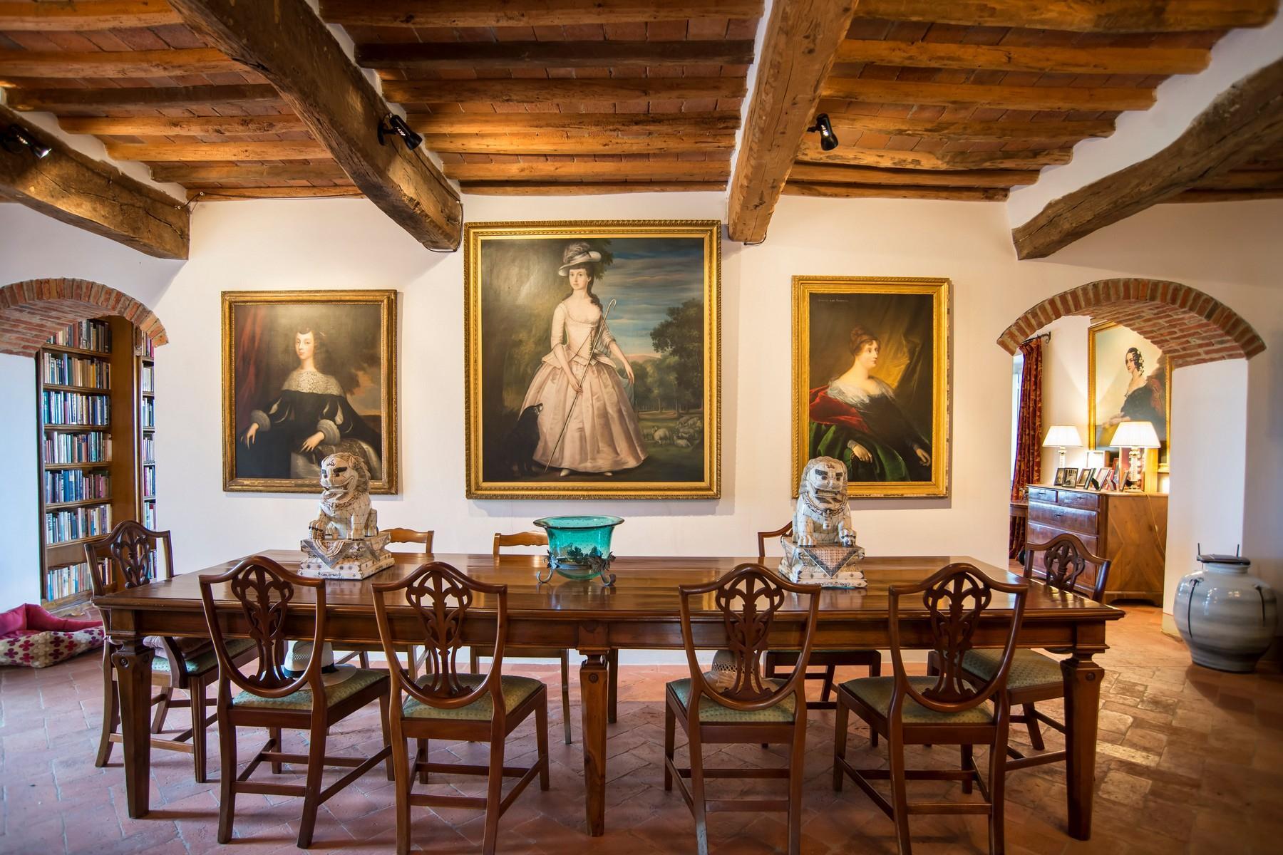 Stupenda villa nei pressi del Golf di Montecatini Terme - 10