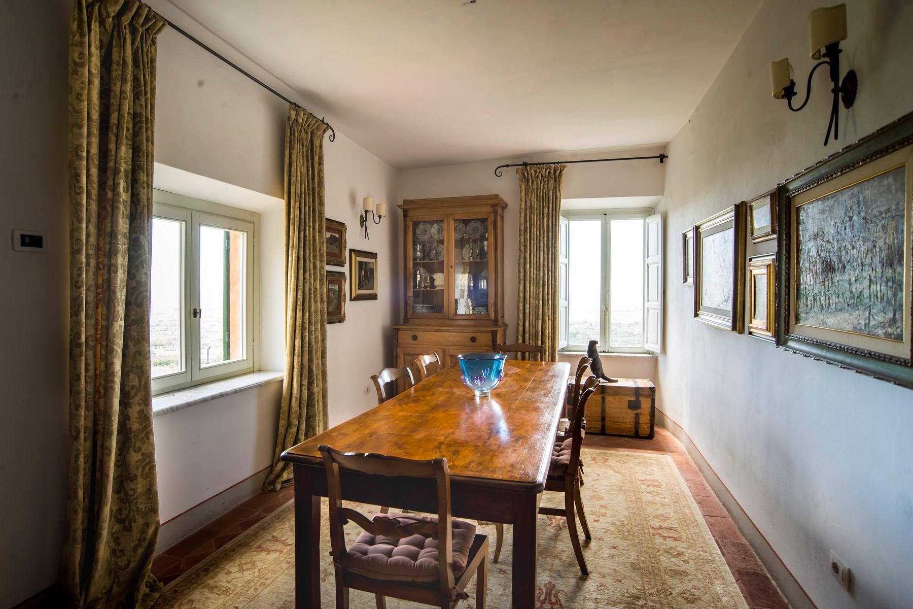 Stupenda villa nei pressi del Golf di Montecatini Terme - 17