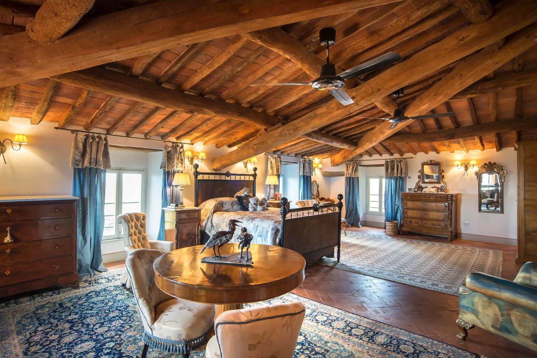 Stupenda villa nei pressi del Golf di Montecatini Terme - 13