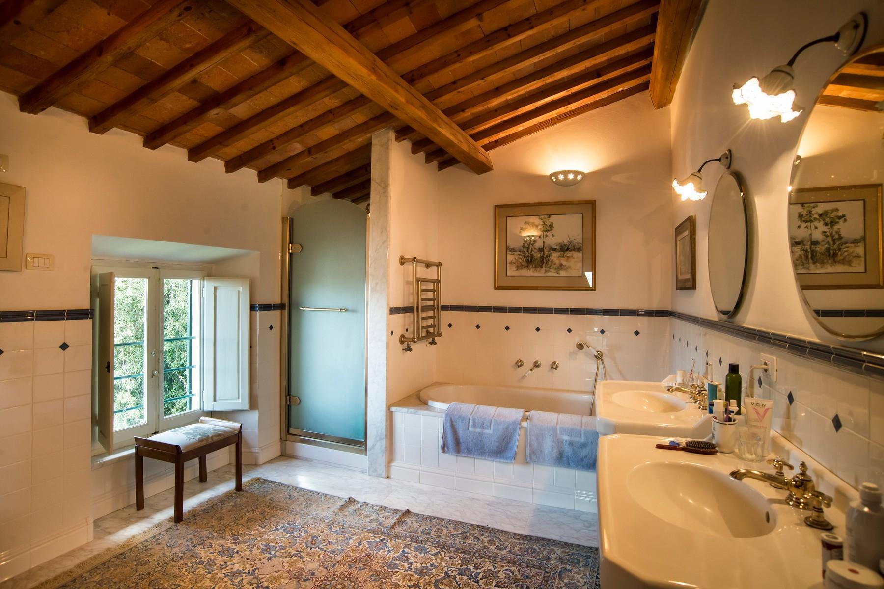 Stupenda villa nei pressi del Golf di Montecatini Terme - 14