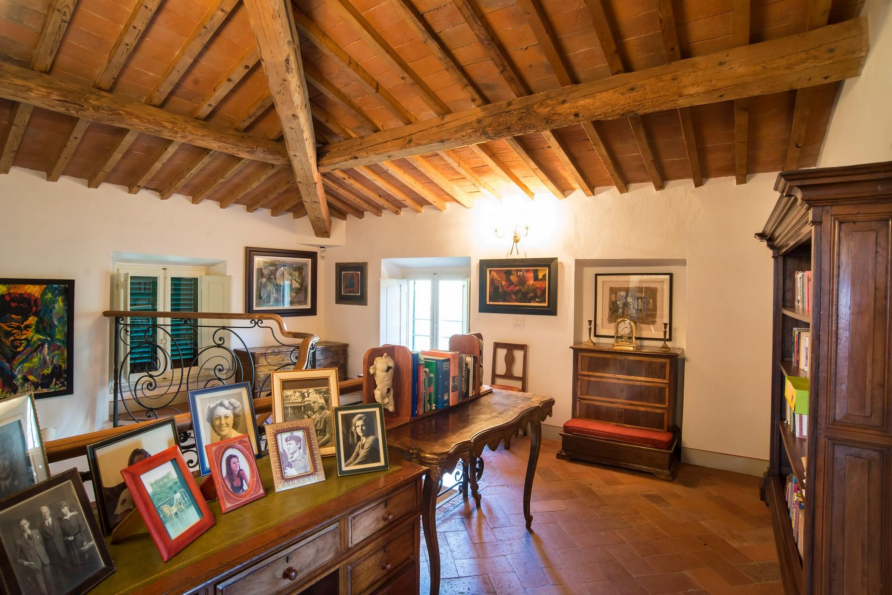 Stupenda villa nei pressi del Golf di Montecatini Terme - 16