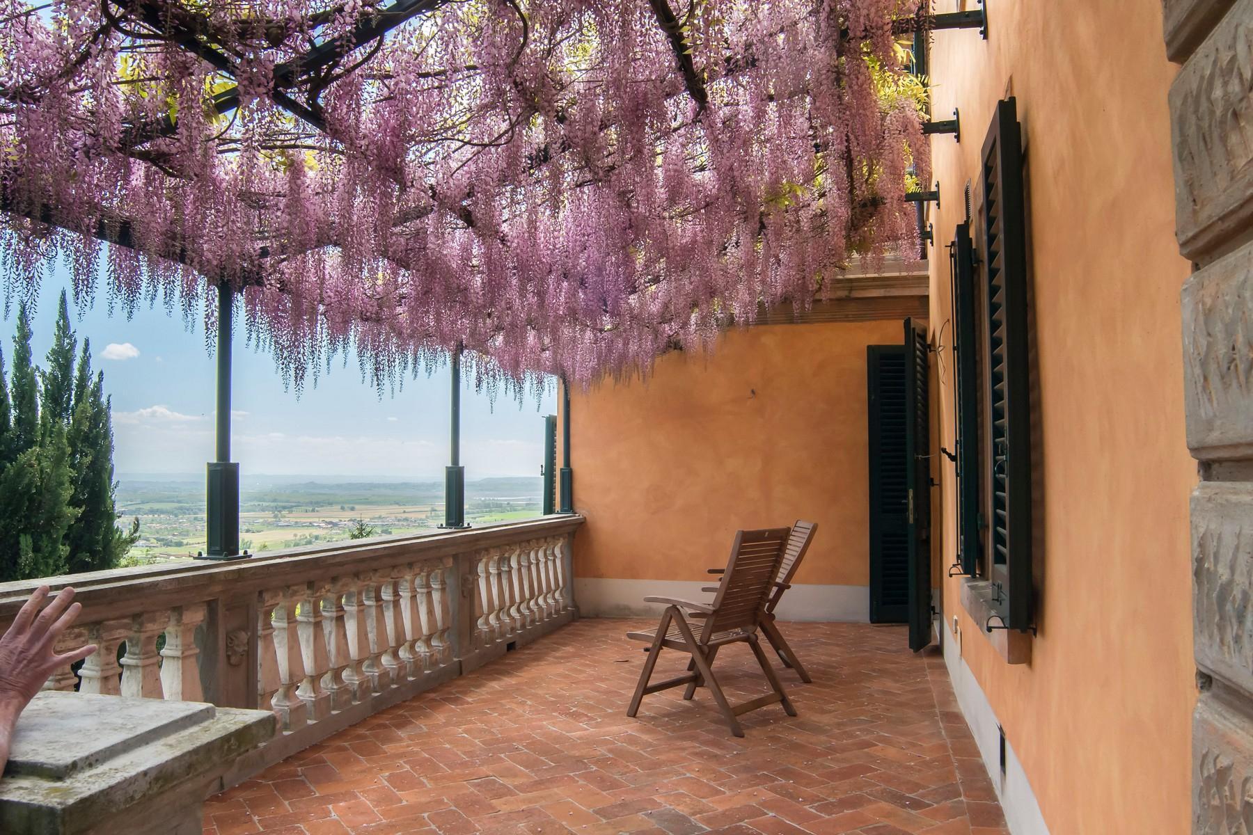Stupenda villa nei pressi del Golf di Montecatini Terme - 3