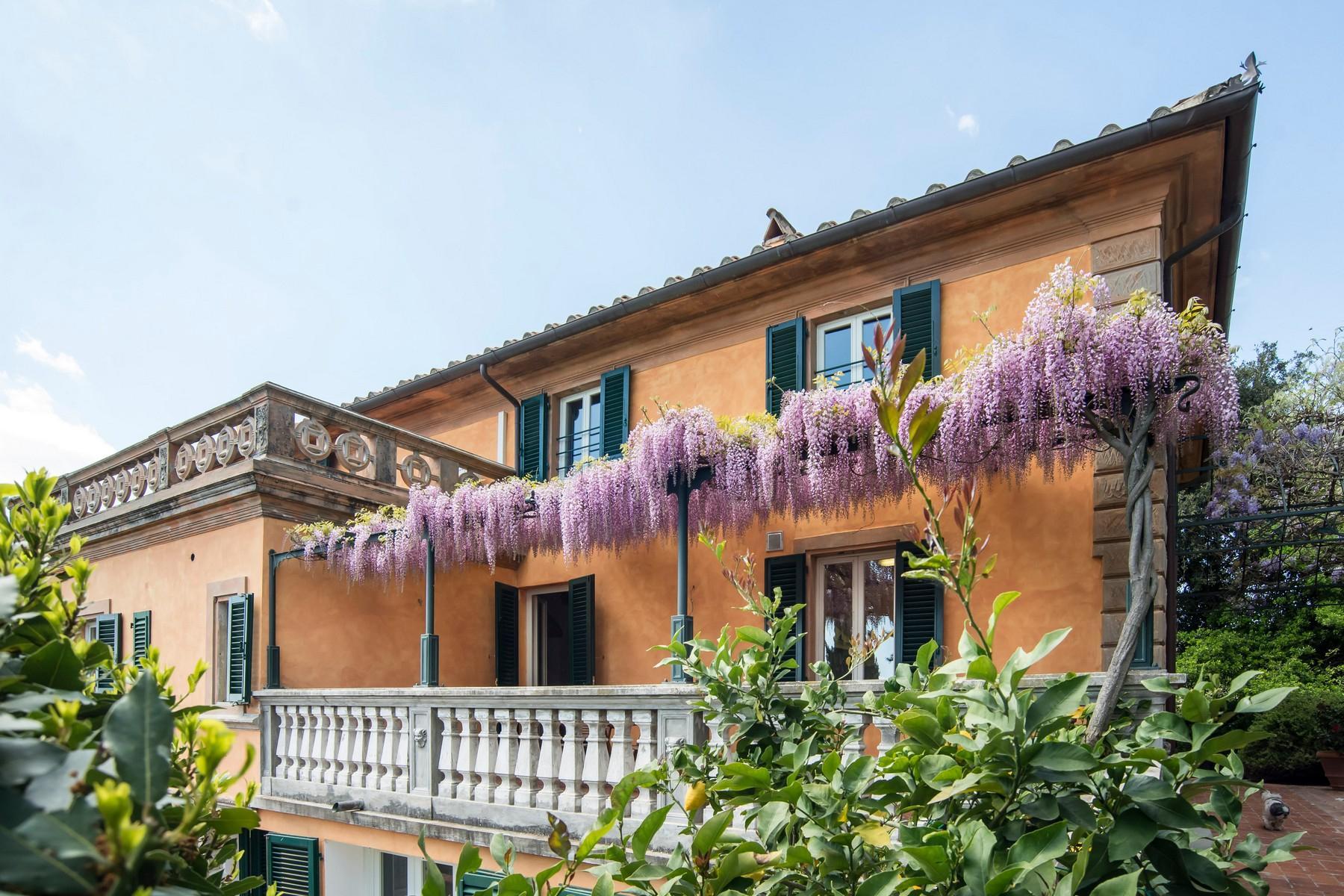 Stupenda villa nei pressi del Golf di Montecatini Terme - 4