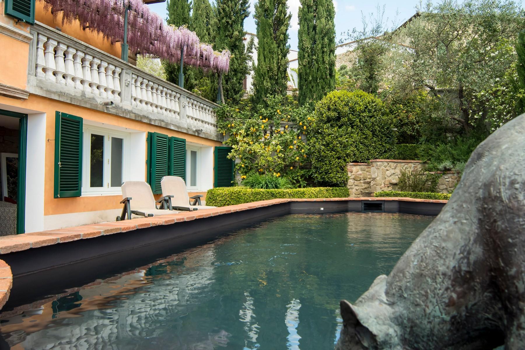 Stupenda villa nei pressi del Golf di Montecatini Terme - 1