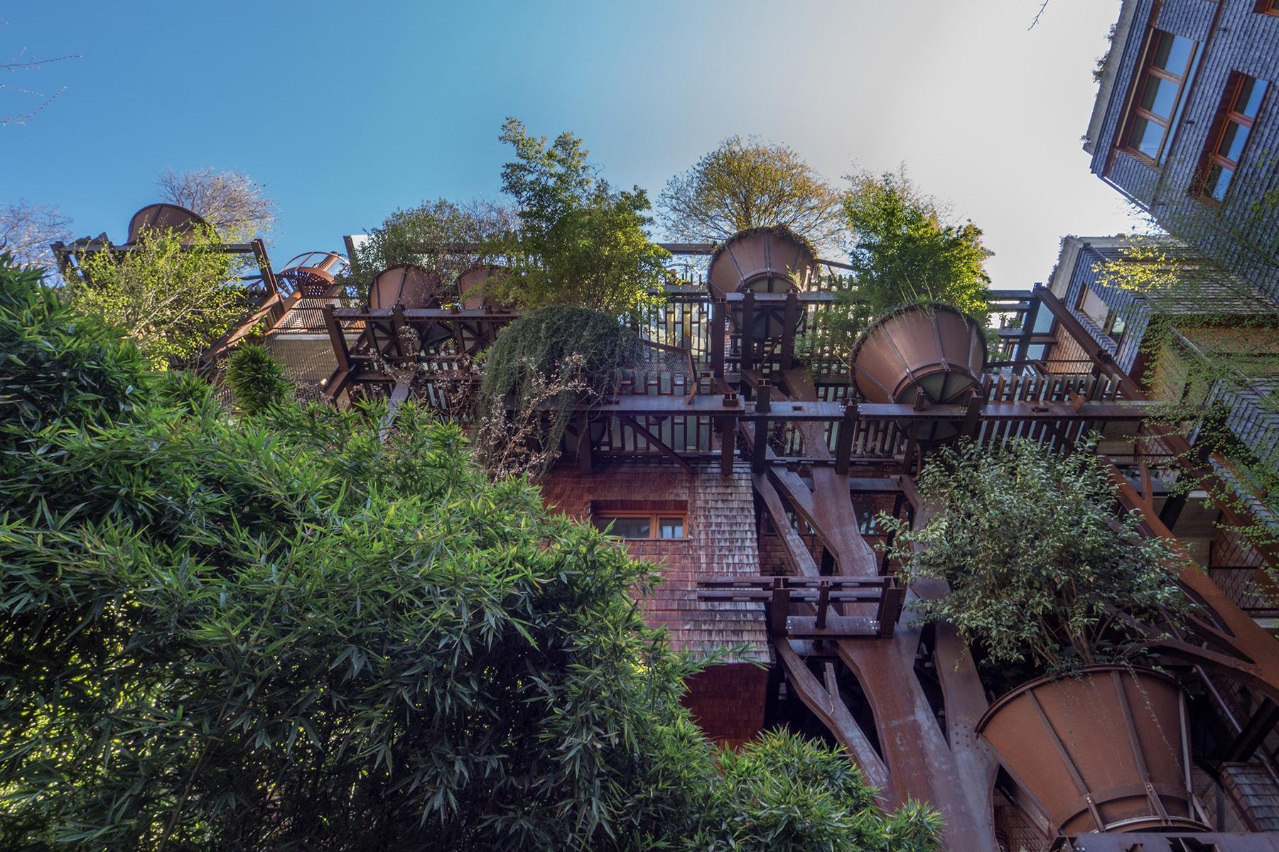 Удивительная квартира в Туринском Лесном Доме - 10