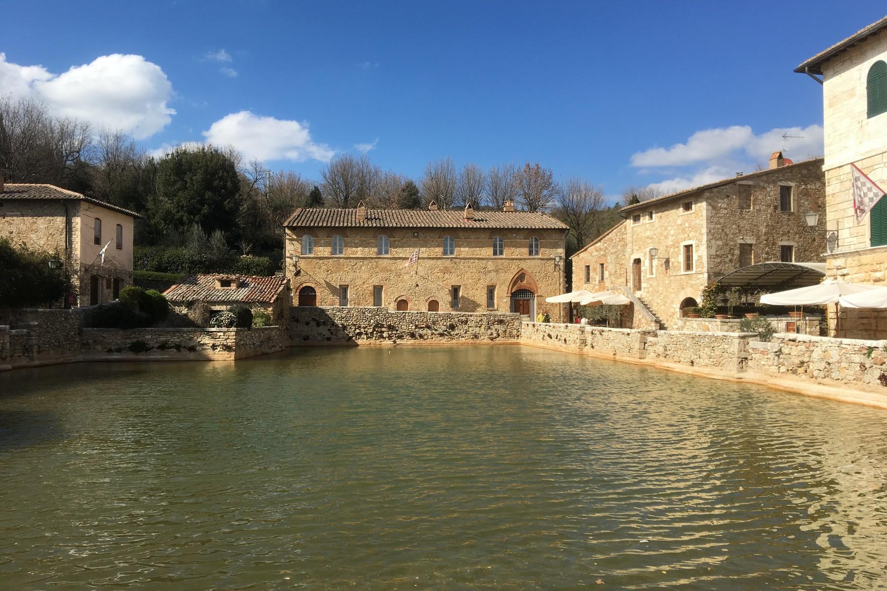 来自16世纪锡耶纳乡村优雅而古典的农舍 - 26