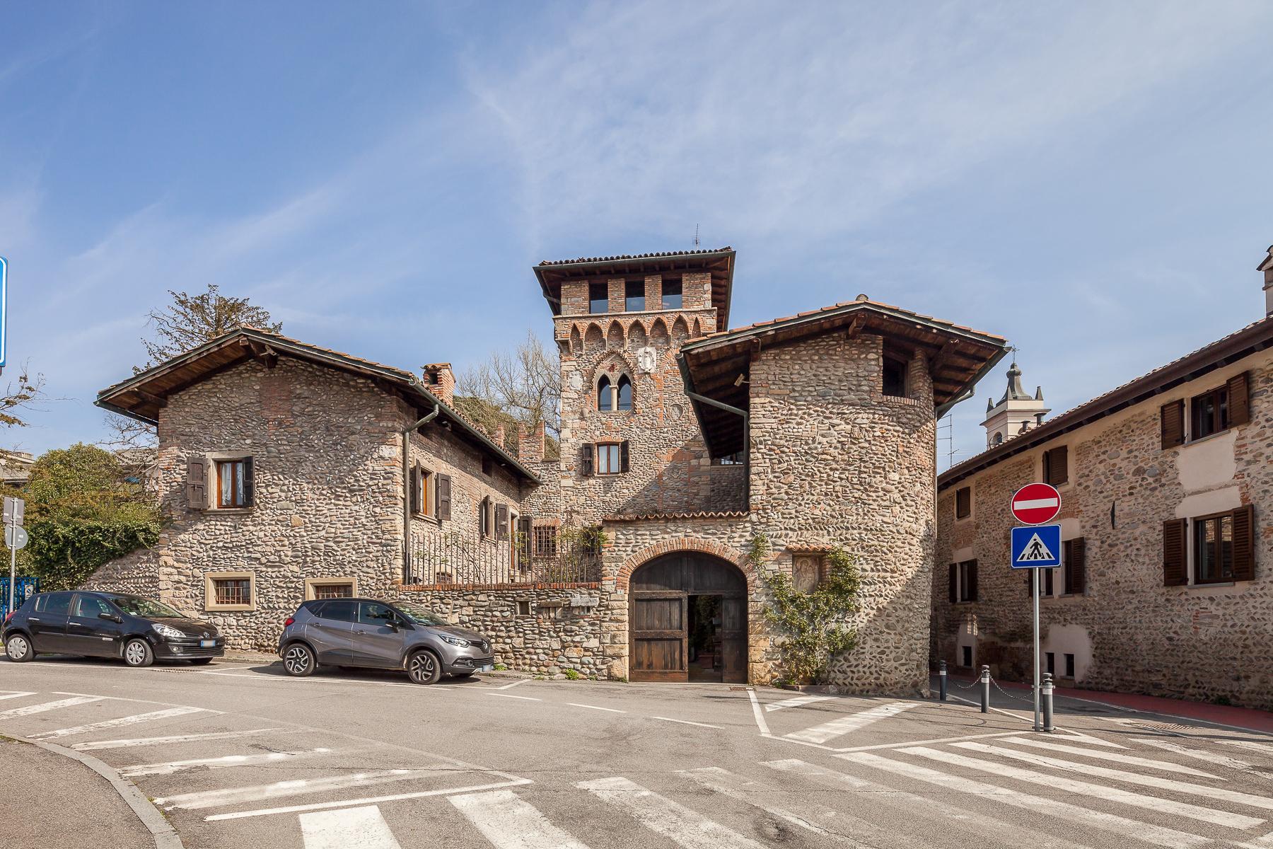 Meravigliosa proprietà storica a Bergamo - 2