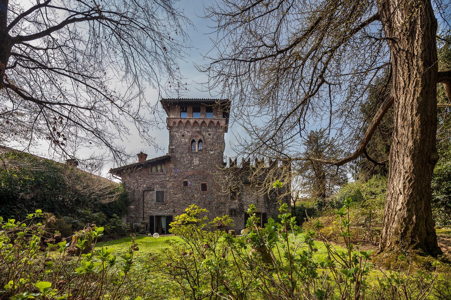 优雅迷人的13世纪城堡 - 1