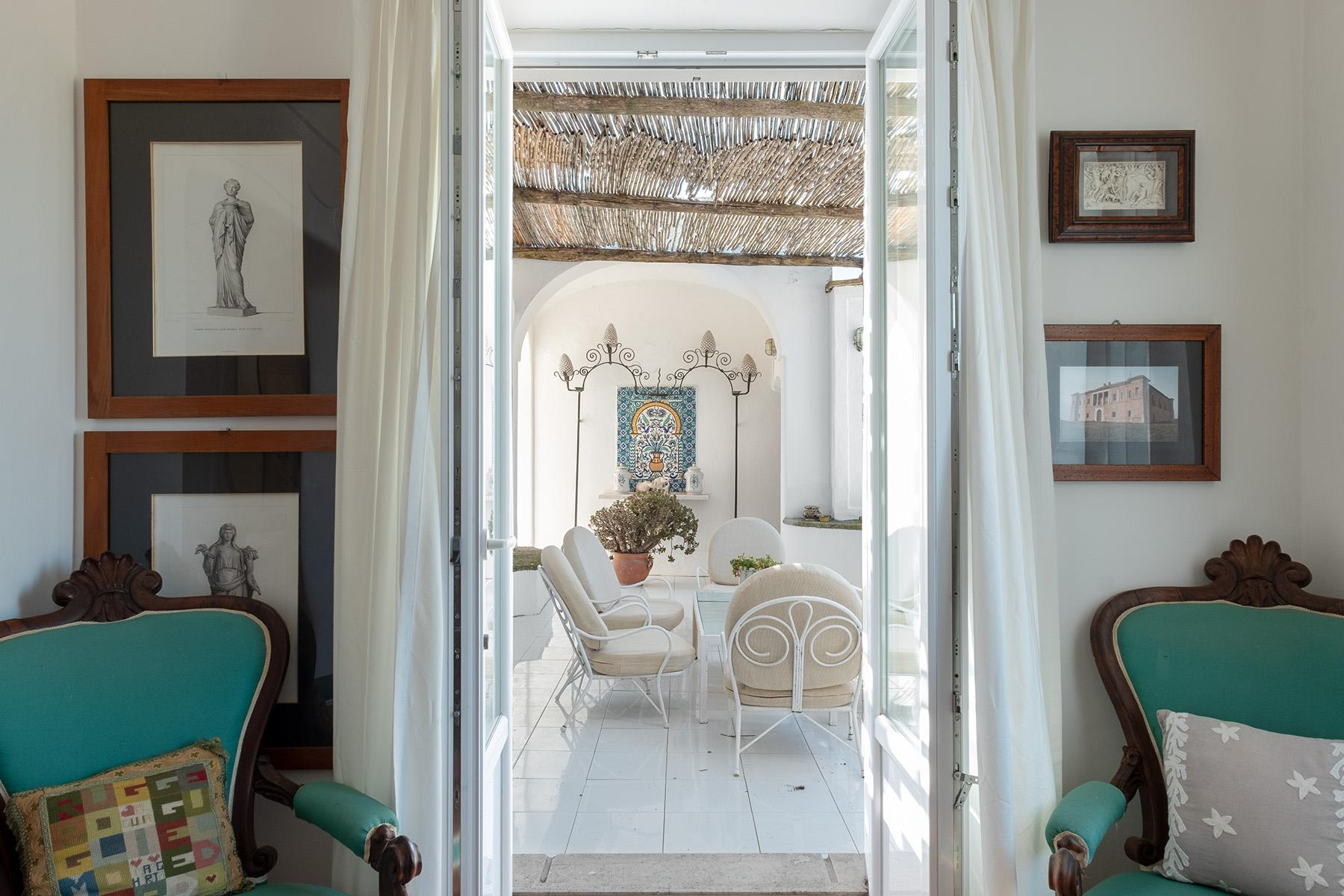Historical house with seaview in the heart of Anacapri - 7