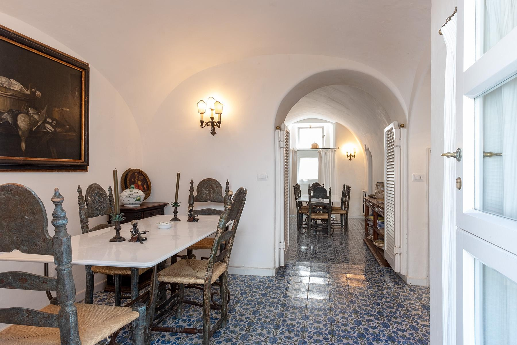 Historical house with seaview in the heart of Anacapri - 17