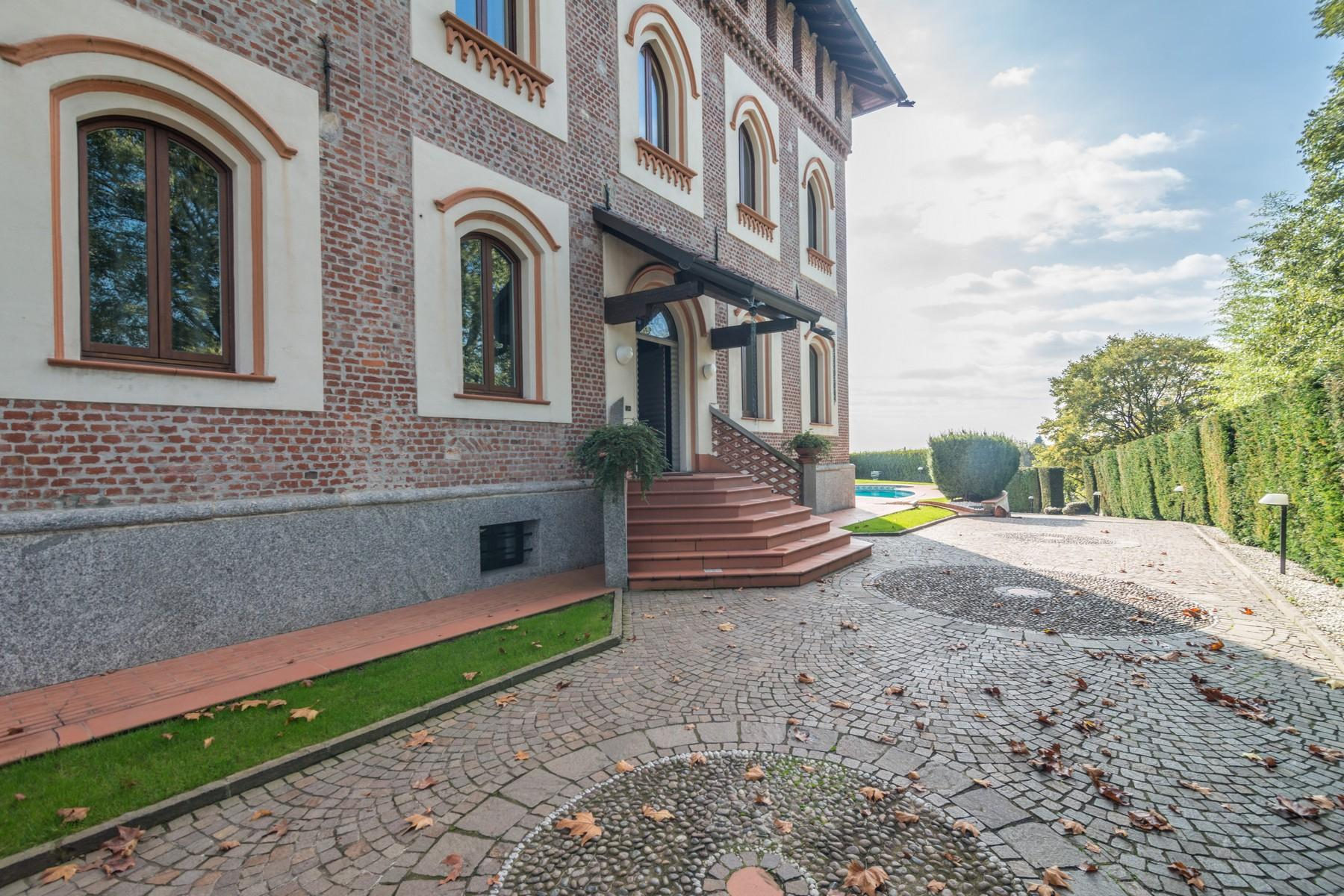 Pretigious historical villa close to Milan - 7