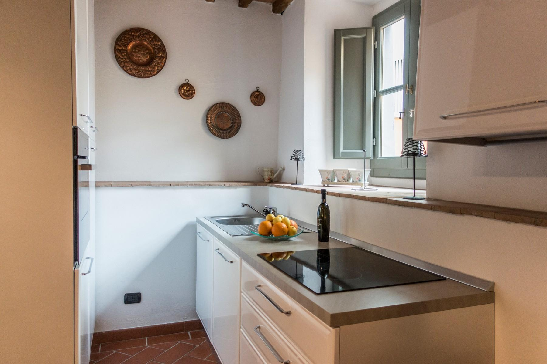 Luxury apartment in exclusive resort with historic villa on the  hills of Lucca - 5
