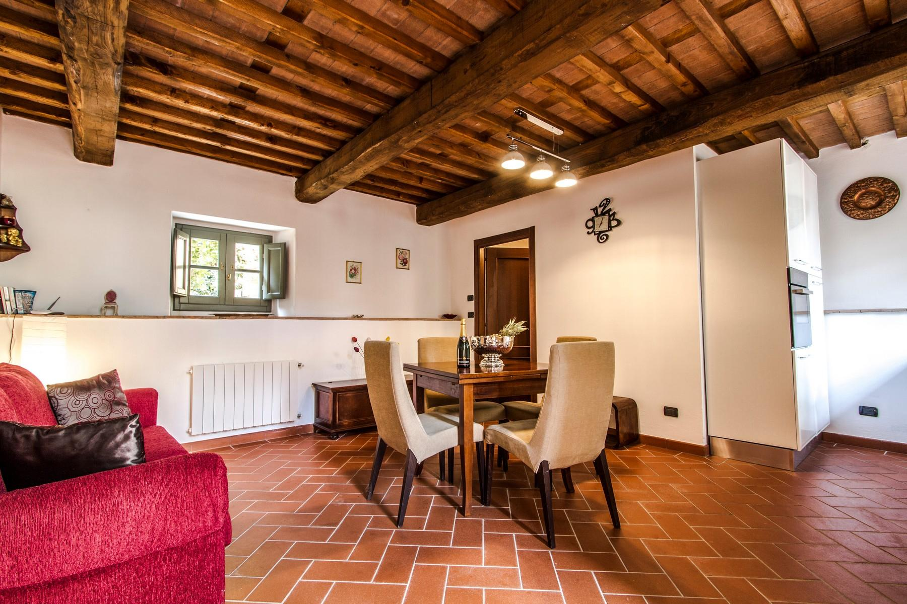 Luxury apartment in exclusive resort with historic villa on the  hills of Lucca - 2