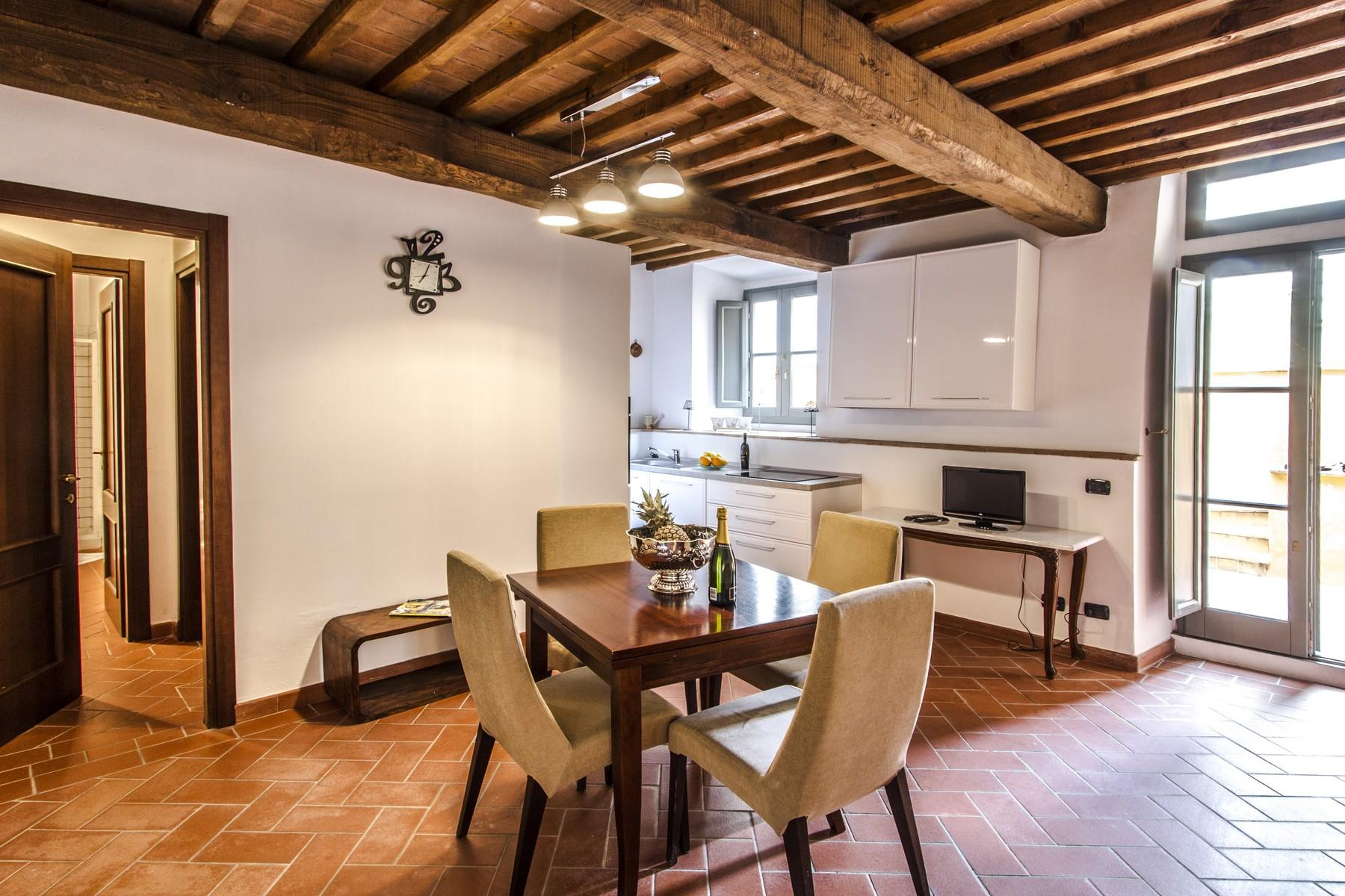 Luxury apartment in exclusive resort with historic villa on the  hills of Lucca - 3