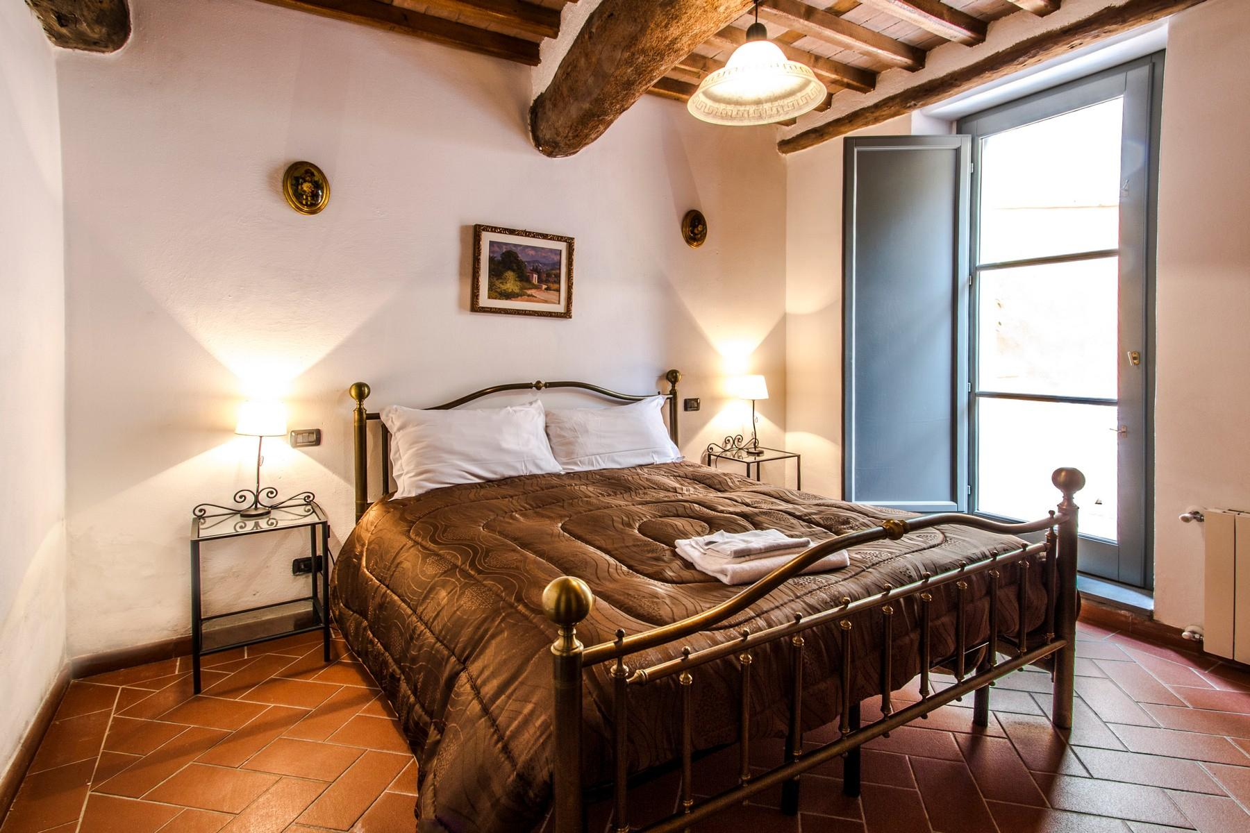 Luxury apartment in exclusive resort with historic villa on the  hills of Lucca - 6