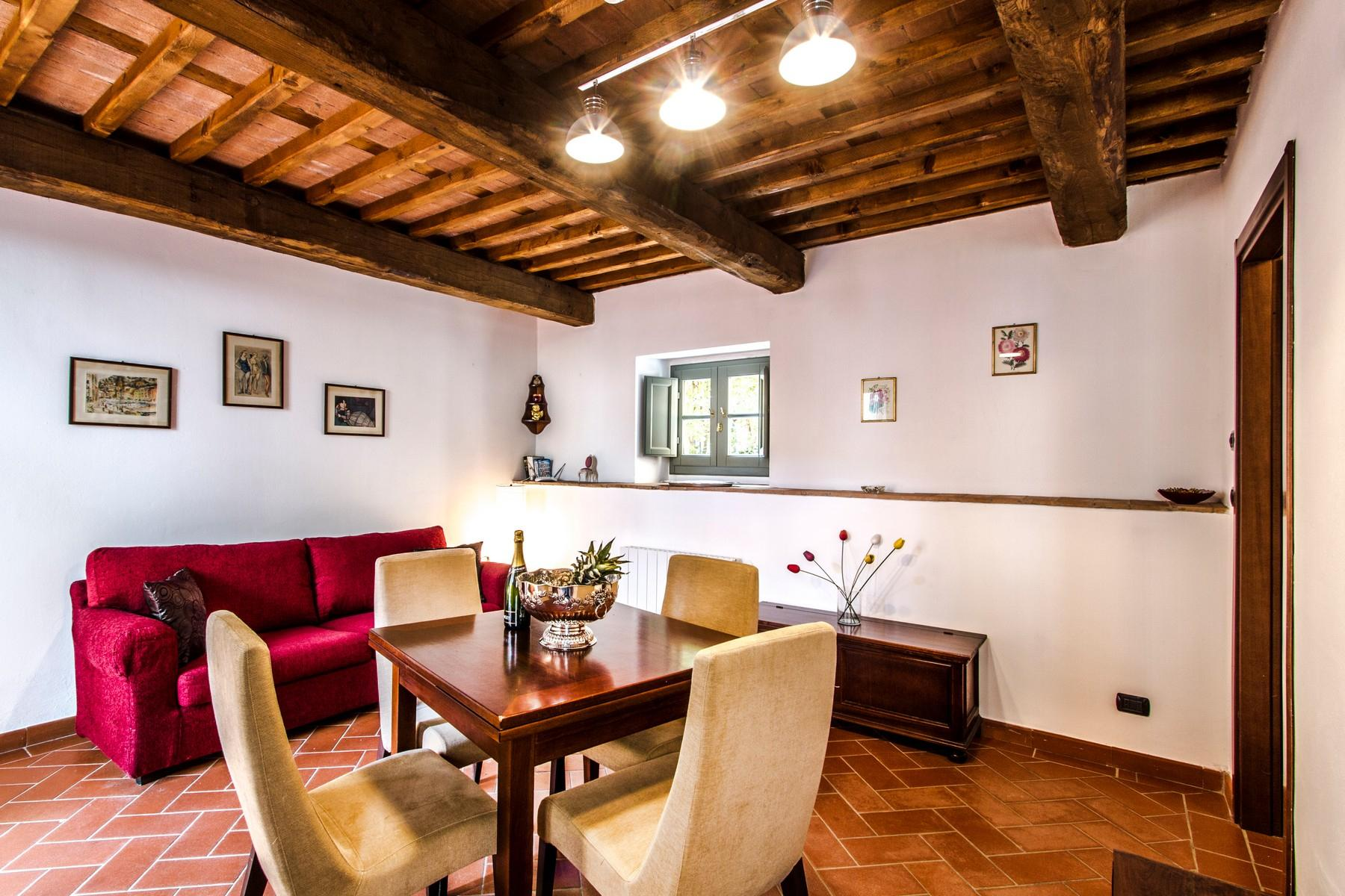 Luxury apartment in exclusive resort with historic villa on the  hills of Lucca - 4