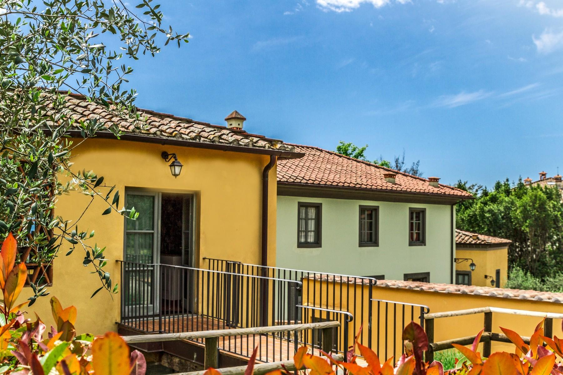 Luxury apartment in exclusive resort with historic villa on the  hills of Lucca - 7