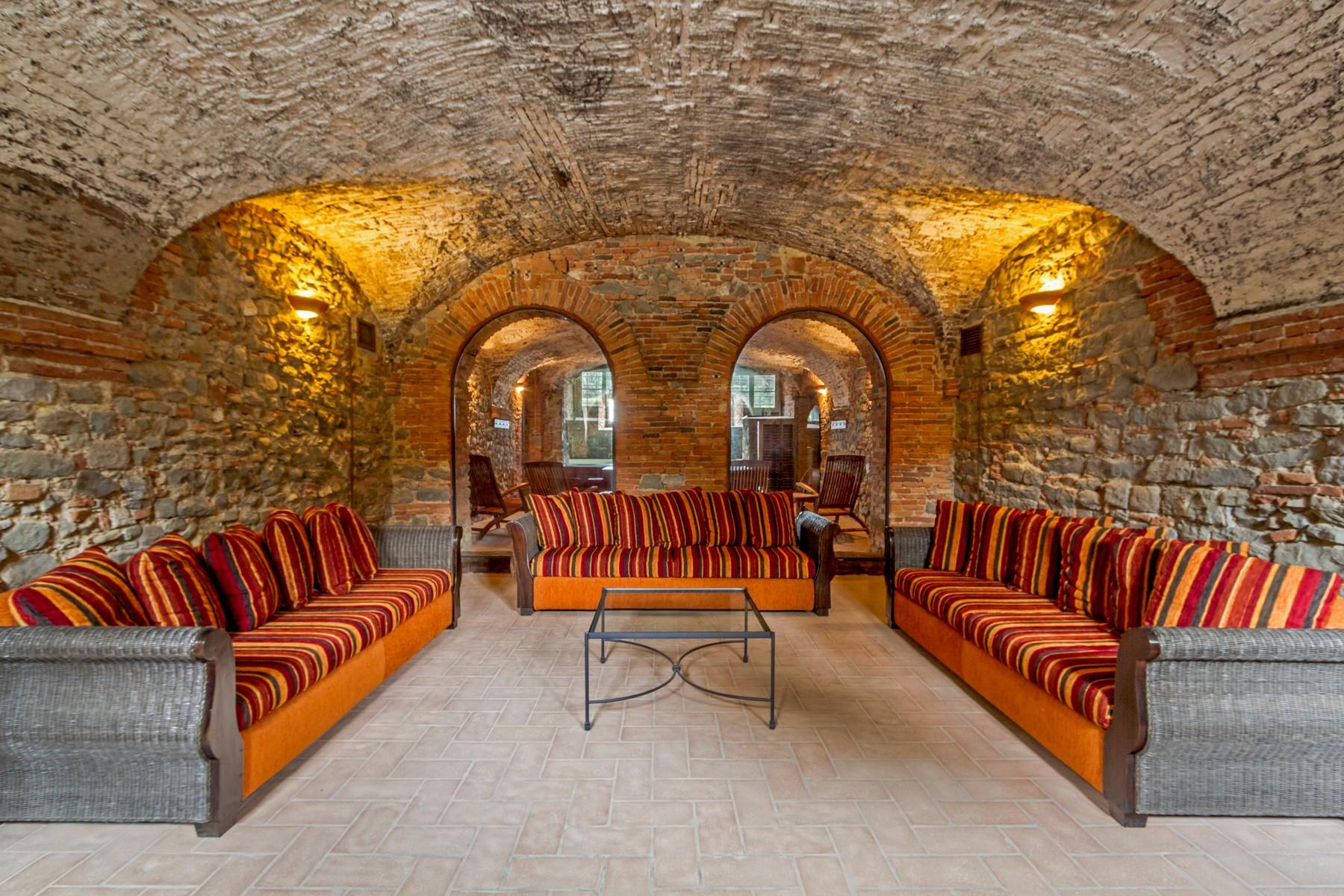Appartamento di pregio in resort esclusivo con villa storica sulle colline di Lucca - 18