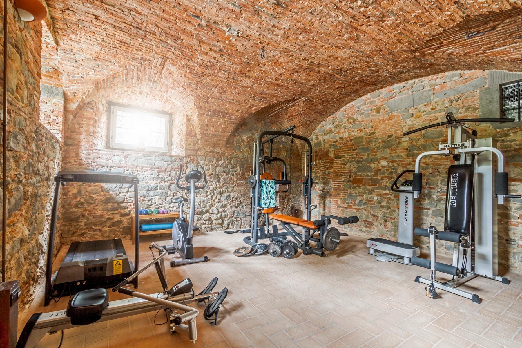 Appartamento di pregio in resort esclusivo con villa storica sulle colline di Lucca - 19