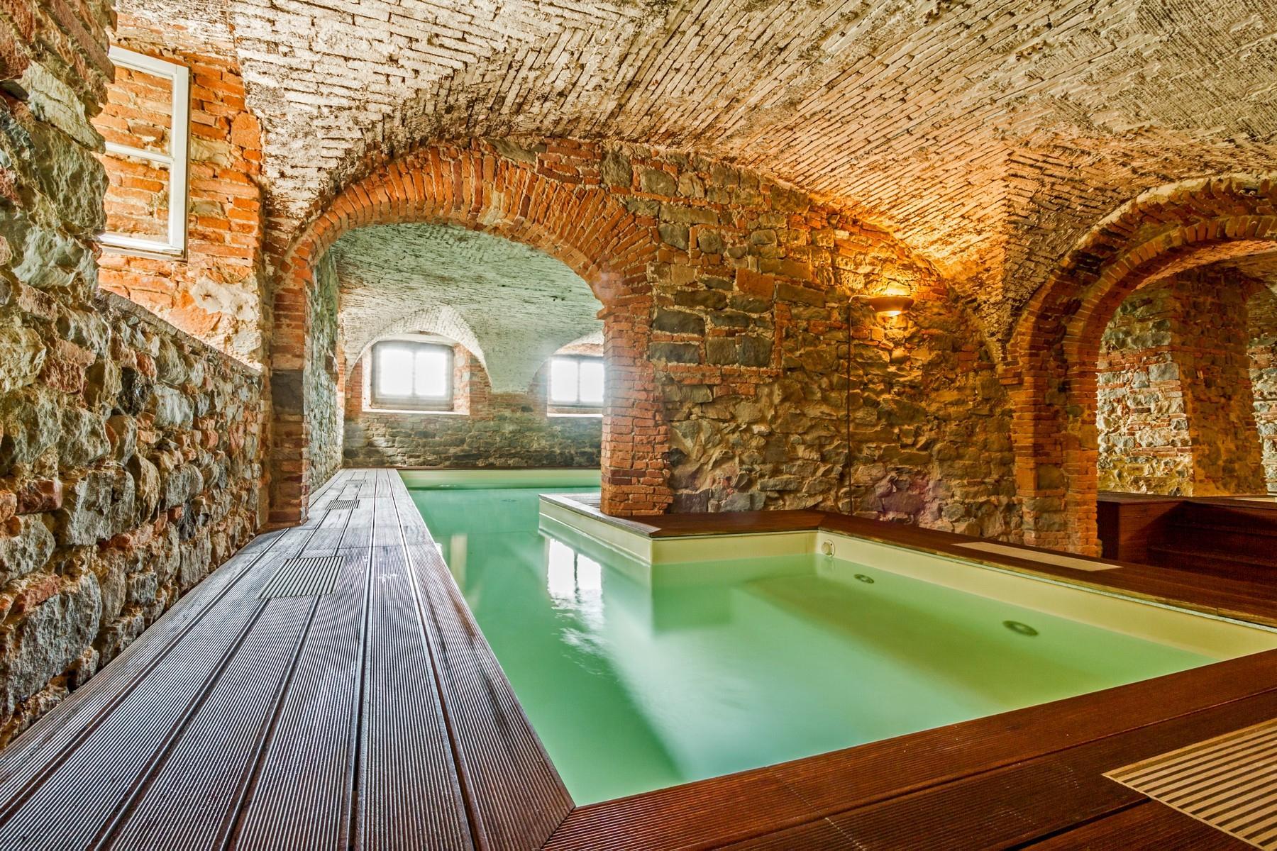 Appartamento di pregio in resort esclusivo con villa storica sulle colline di Lucca - 12