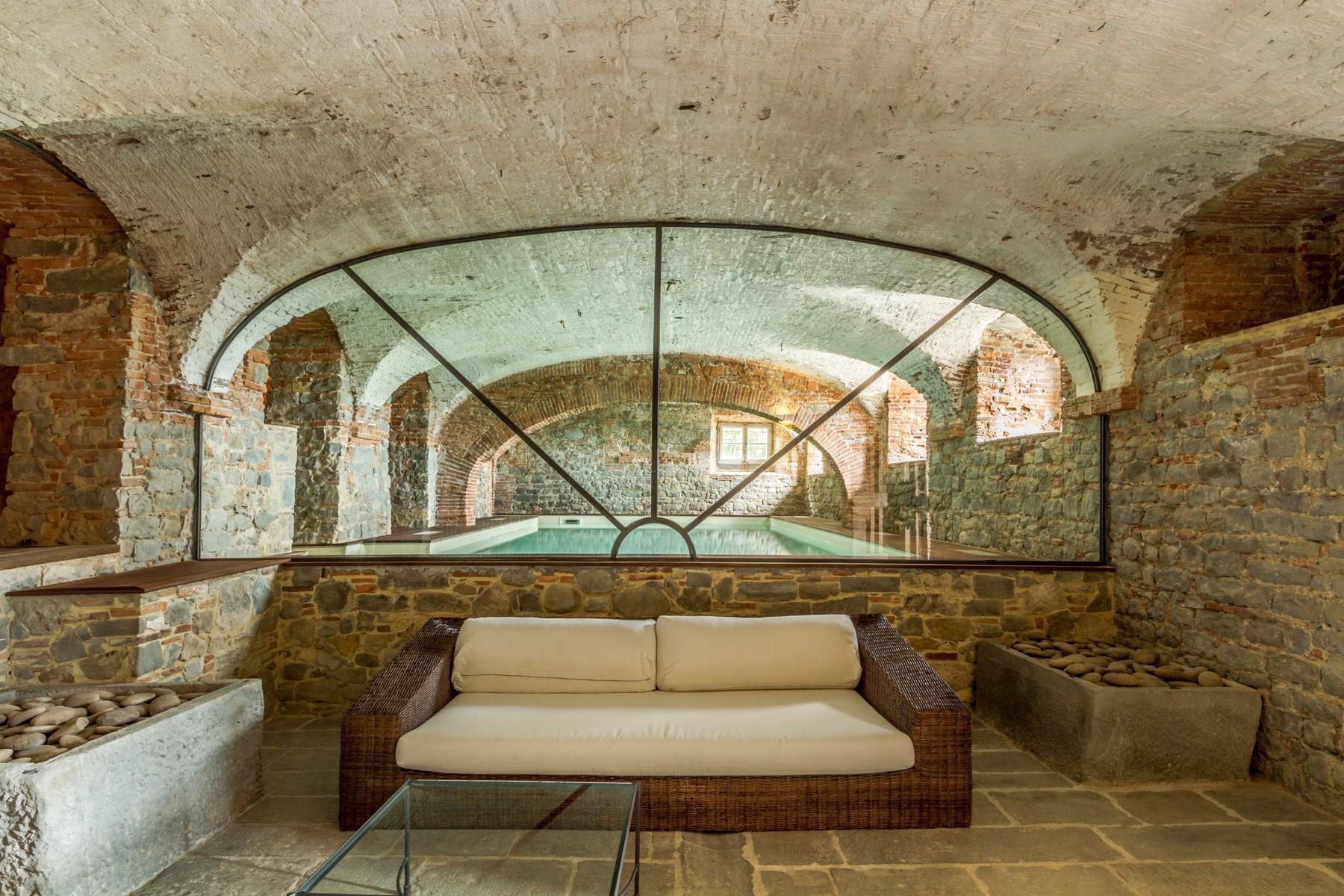 Appartamento di pregio in resort esclusivo con villa storica sulle colline di Lucca - 20
