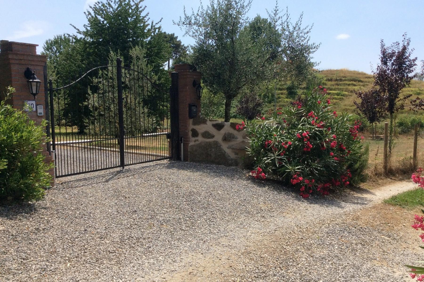 Toskanisches Bauernhaus mit Pool auf den ersten Hügeln von Pescia - 26