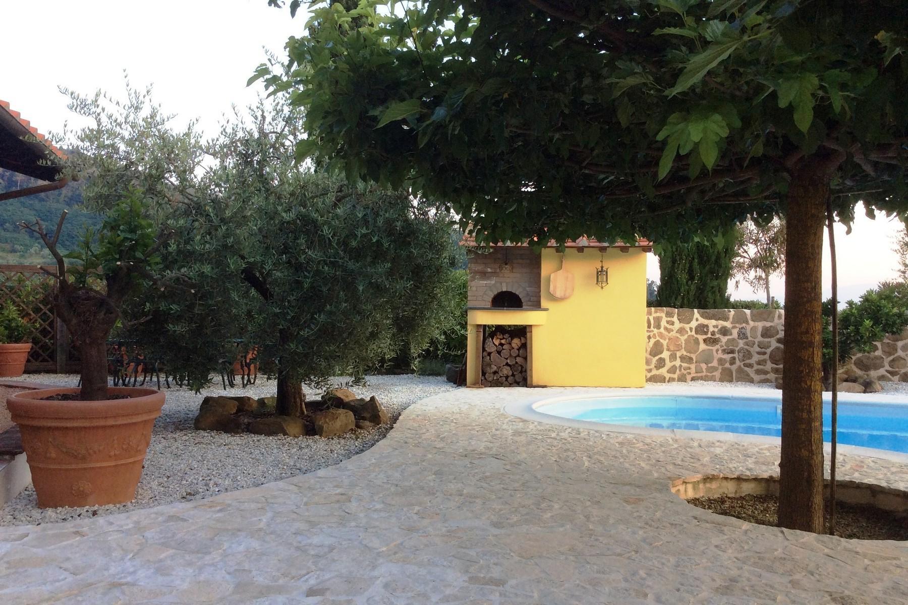 Villa avec piscine sur les collines de Pescia - 18