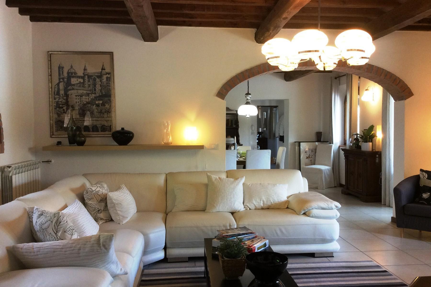 Villa avec piscine sur les collines de Pescia - 10