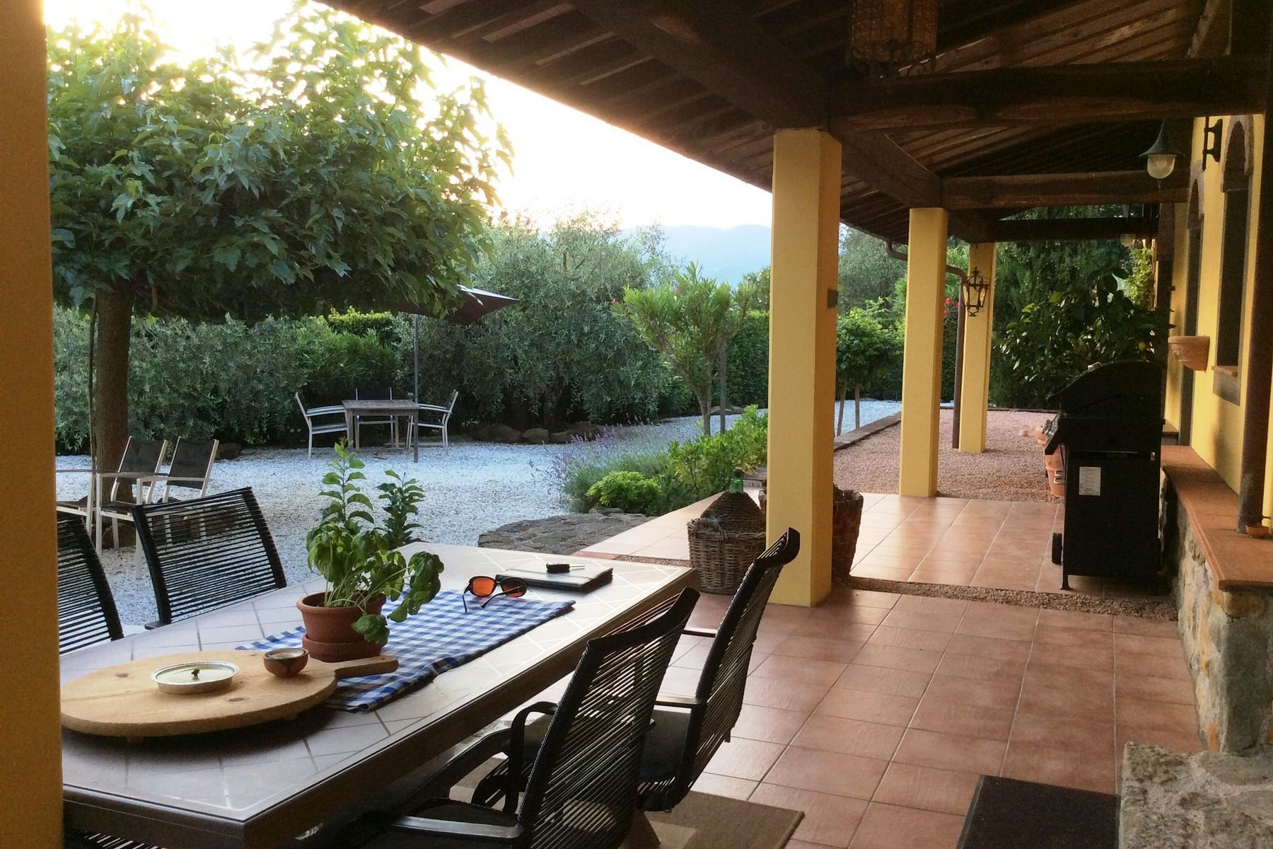 Villa with pool on the hills of Pescia - 4