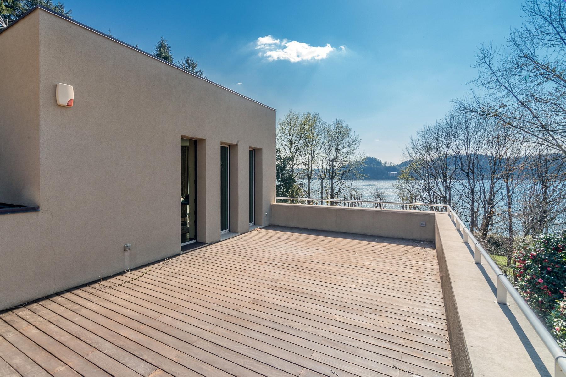 Villa di design eco sostenibile sul Lago Maggiore - 15
