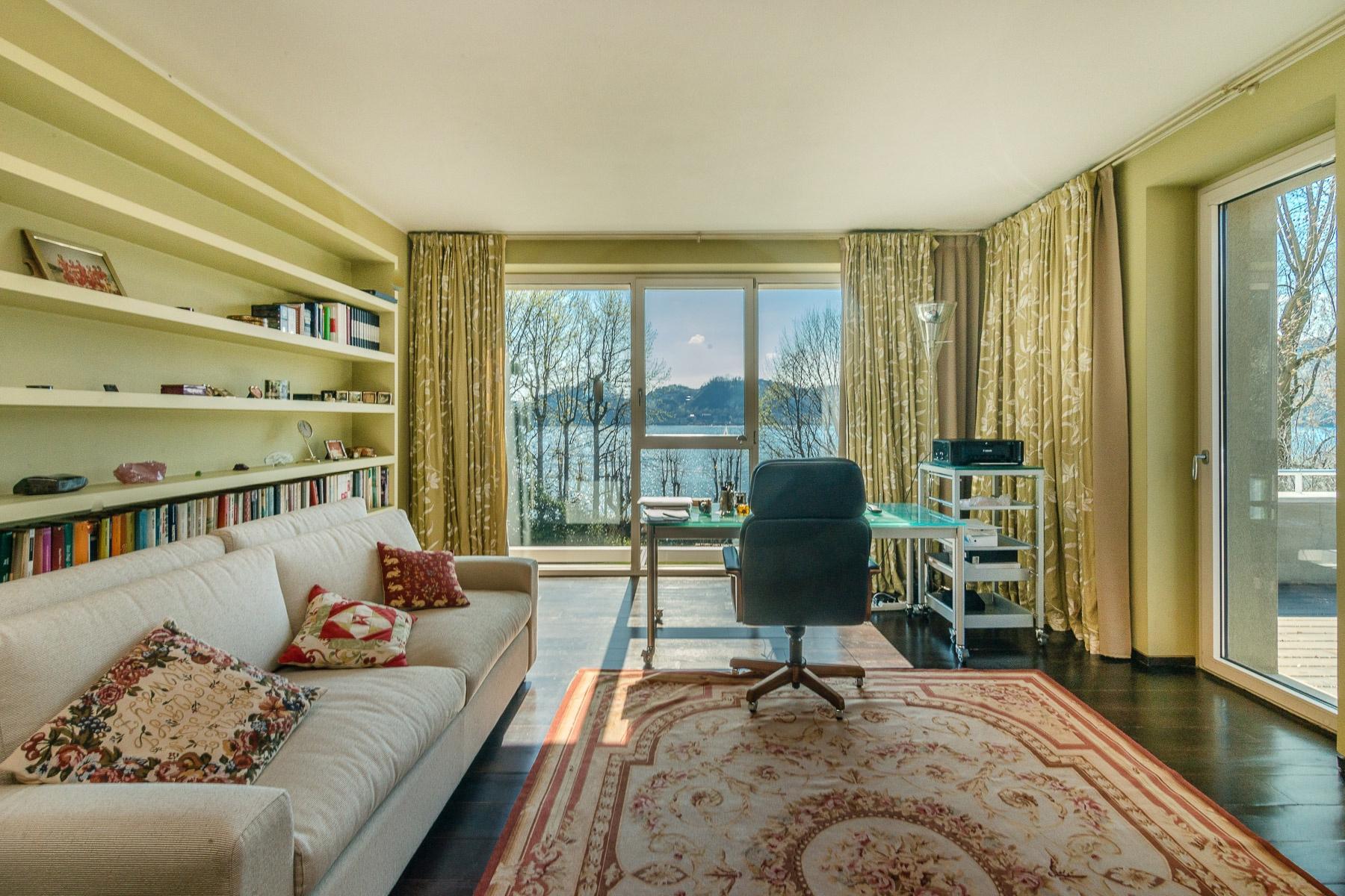 Villa di design eco sostenibile sul Lago Maggiore - 14
