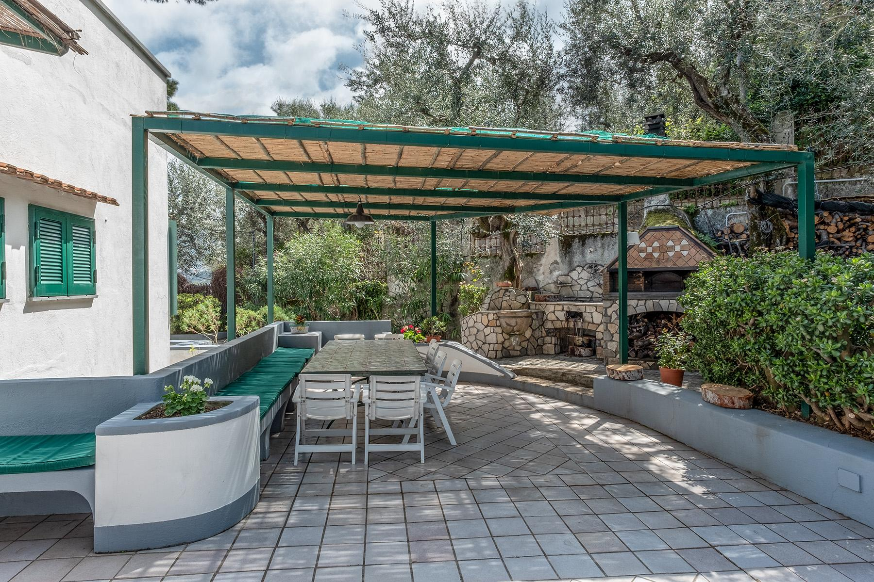 Panoramic property in the greenery in the heart of Sorrento - 14