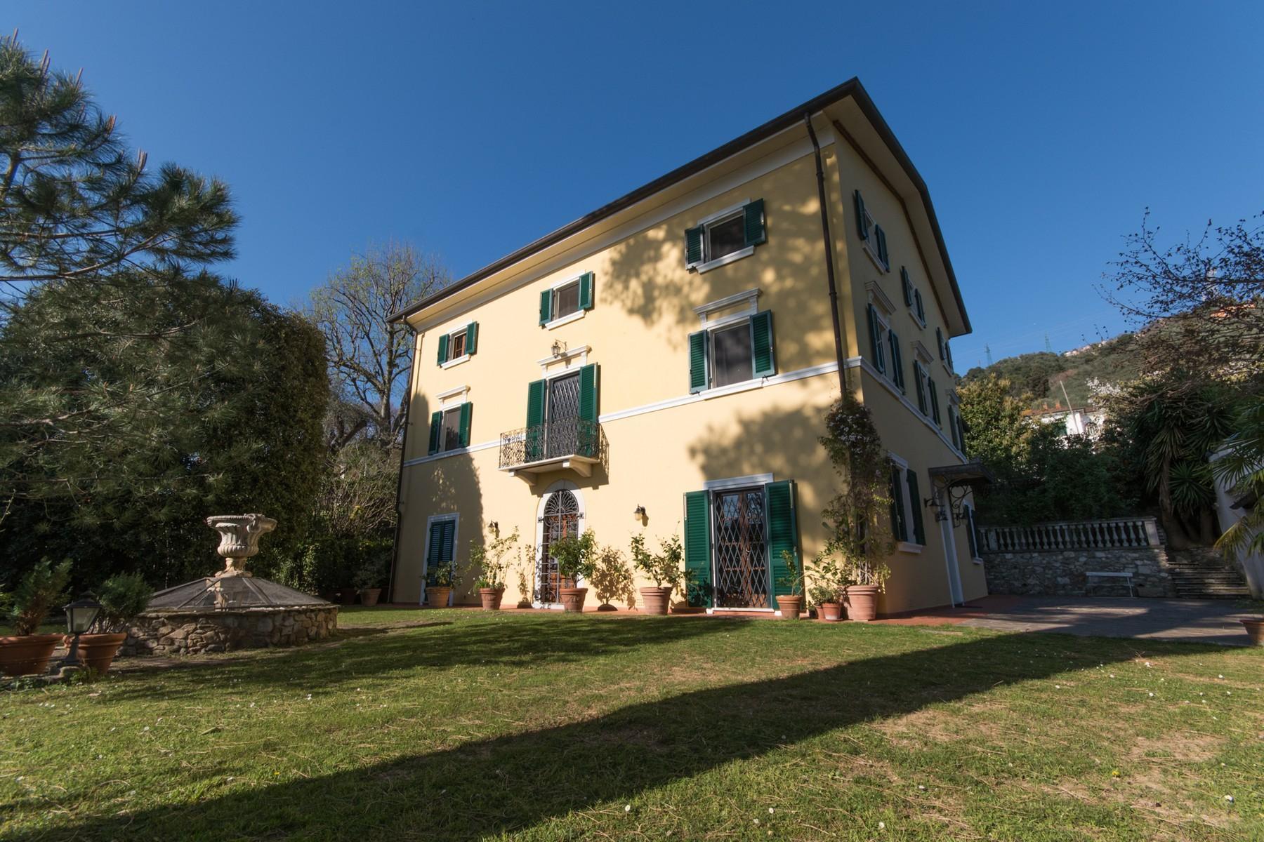 Prestigious XIX villa and farmhouse - 1