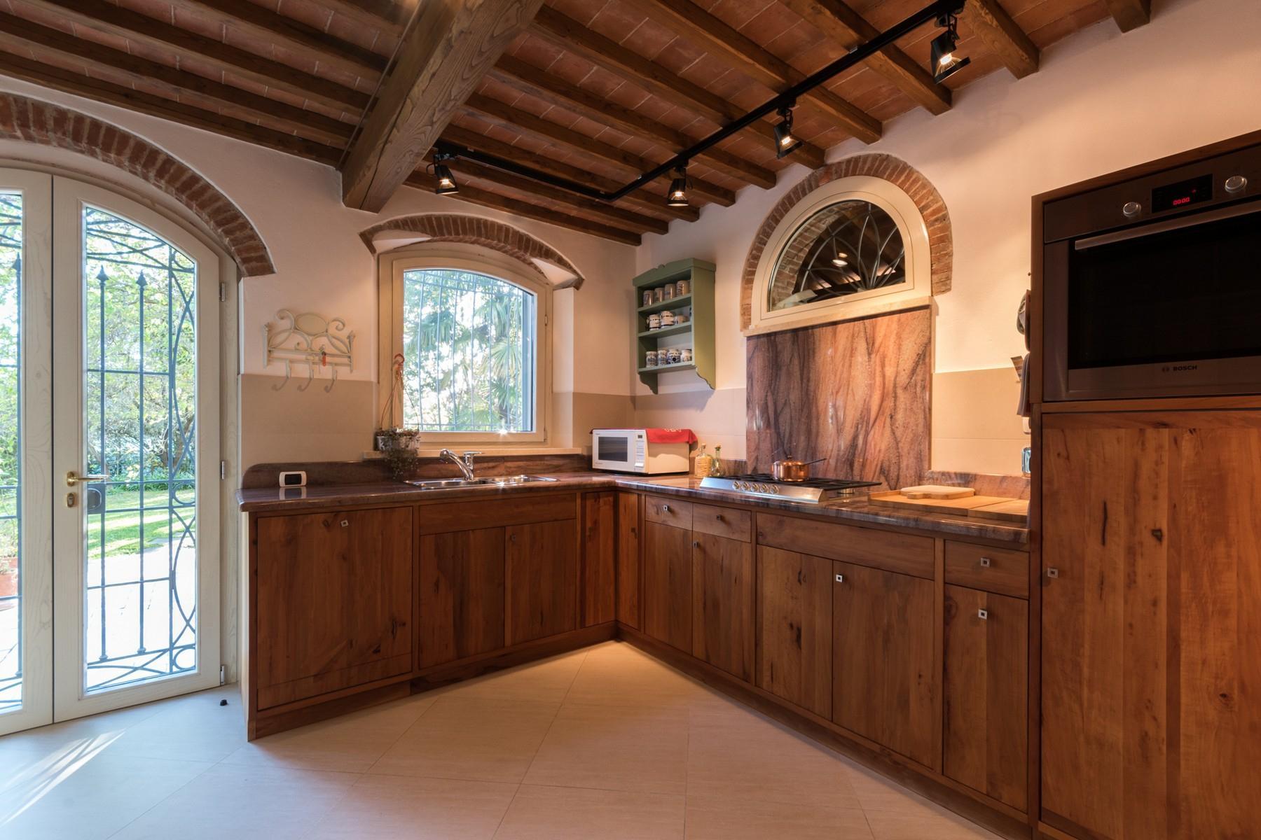 Prestigious XIX villa and farmhouse - 7