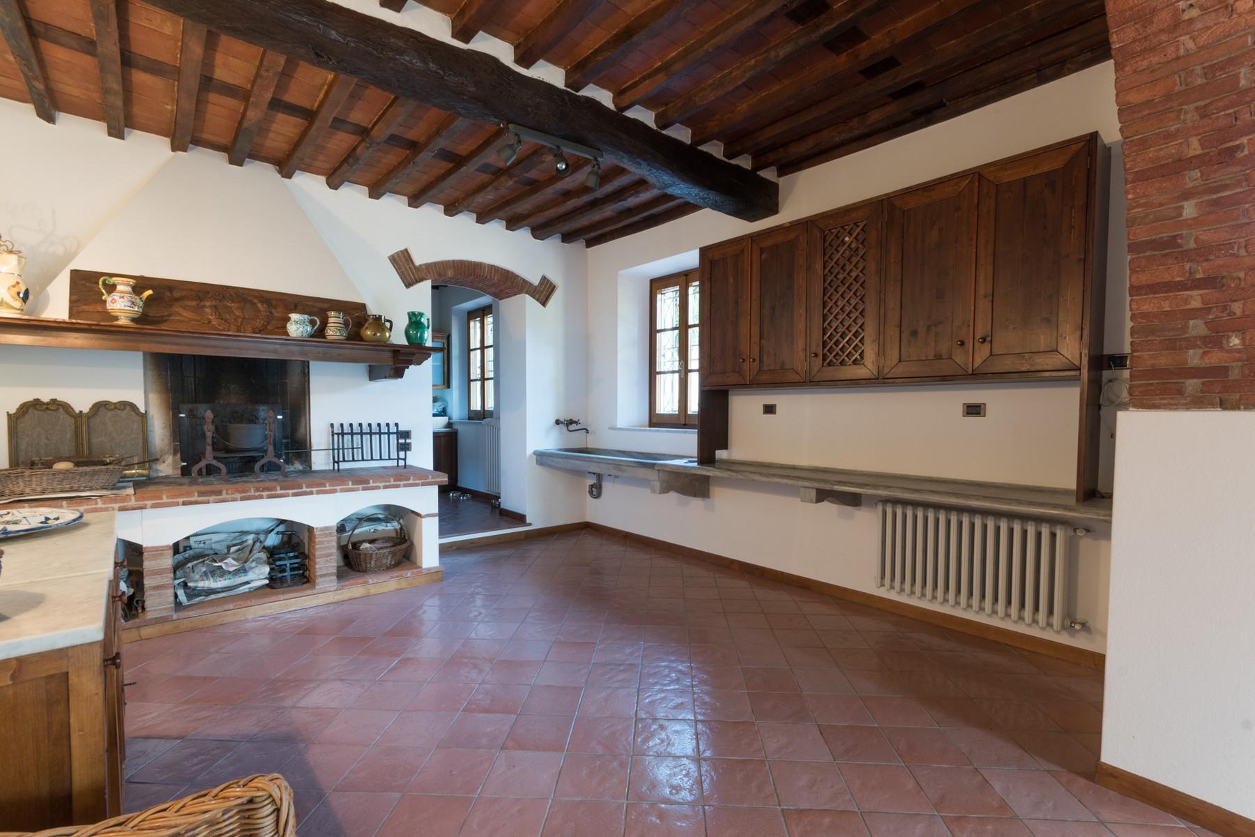 Prestigious XIX villa and farmhouse - 8