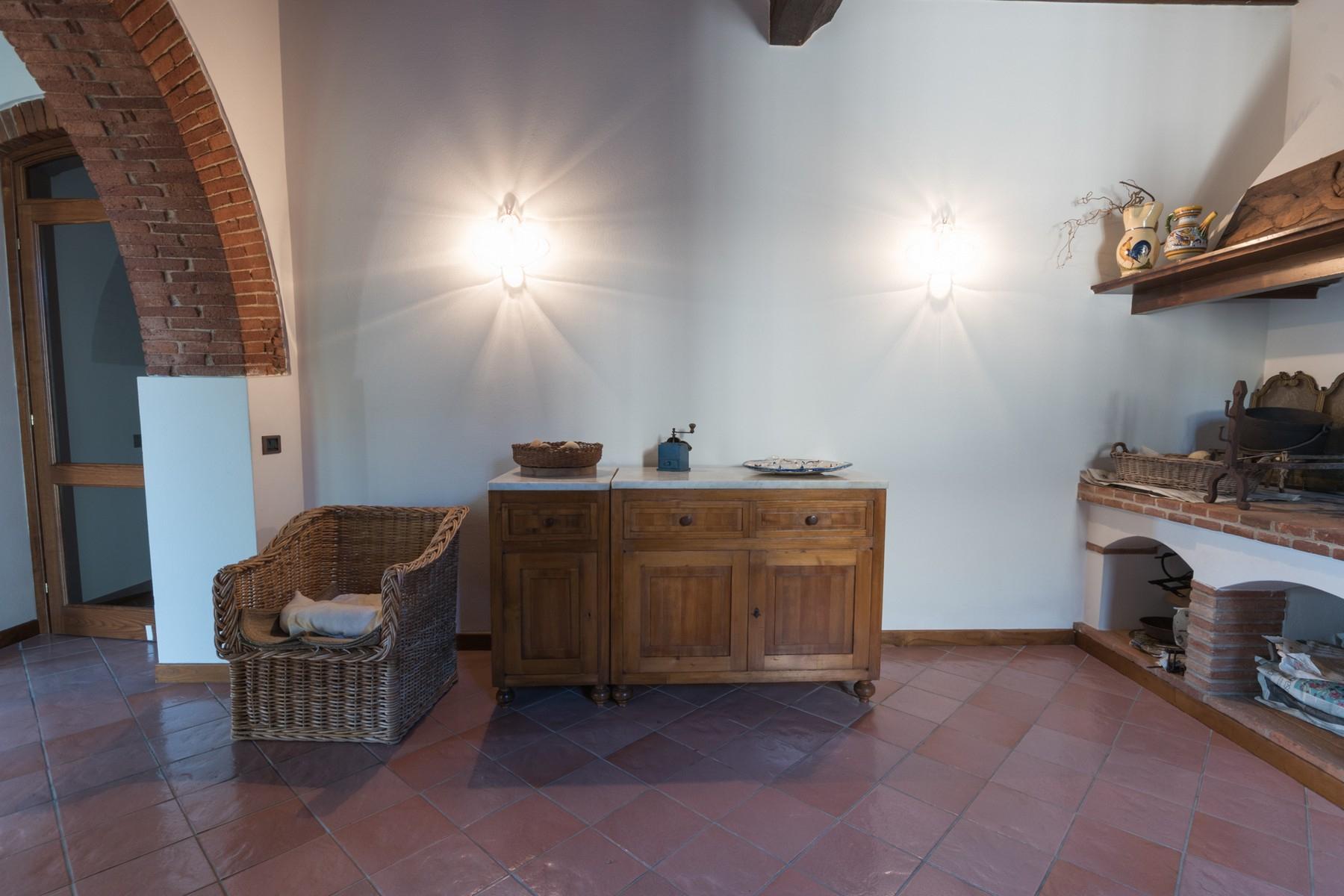 Prestigious XIX villa and farmhouse - 14