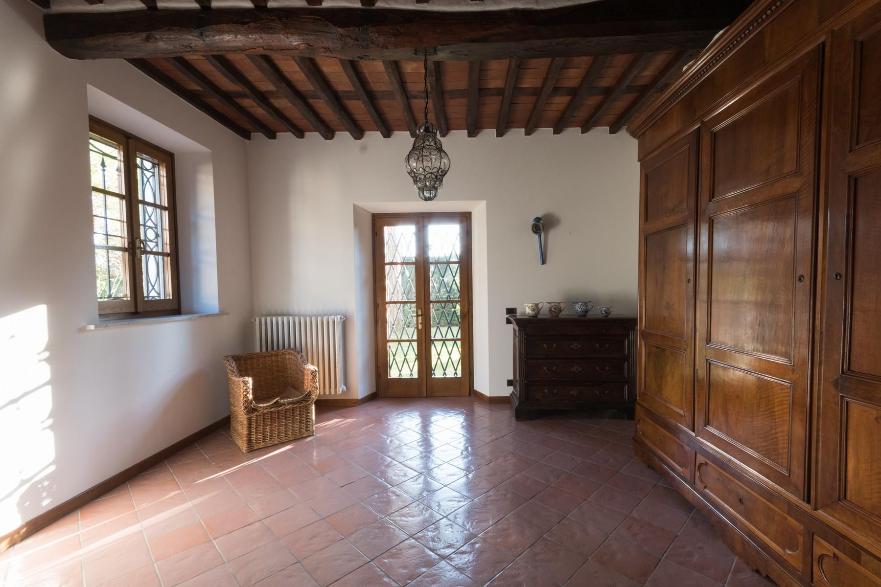 Prestigious XIX villa and farmhouse - 11