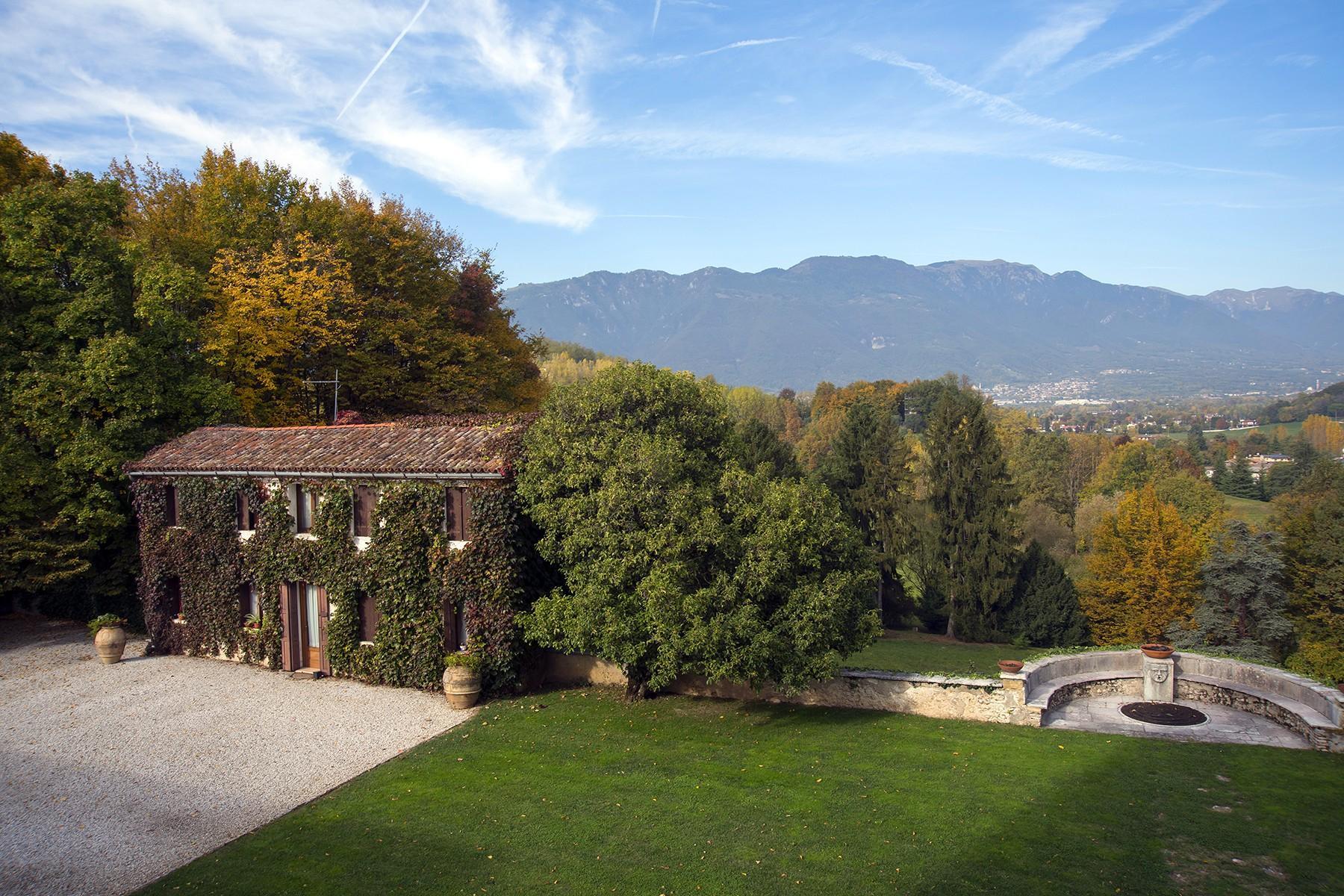 Affascinante dimora storica dominante le colline venete - 11