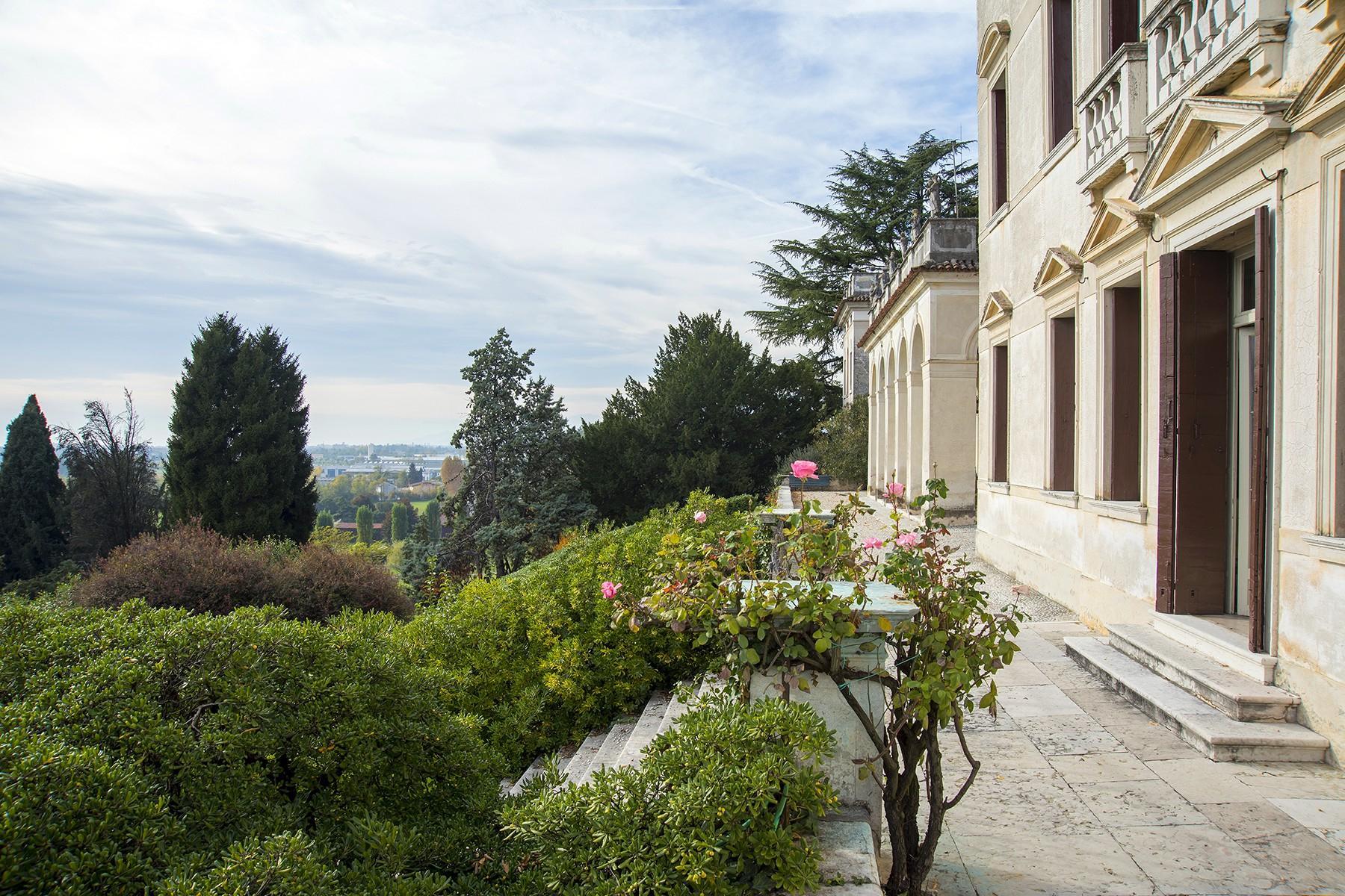 Affascinante dimora storica dominante le colline venete - 16