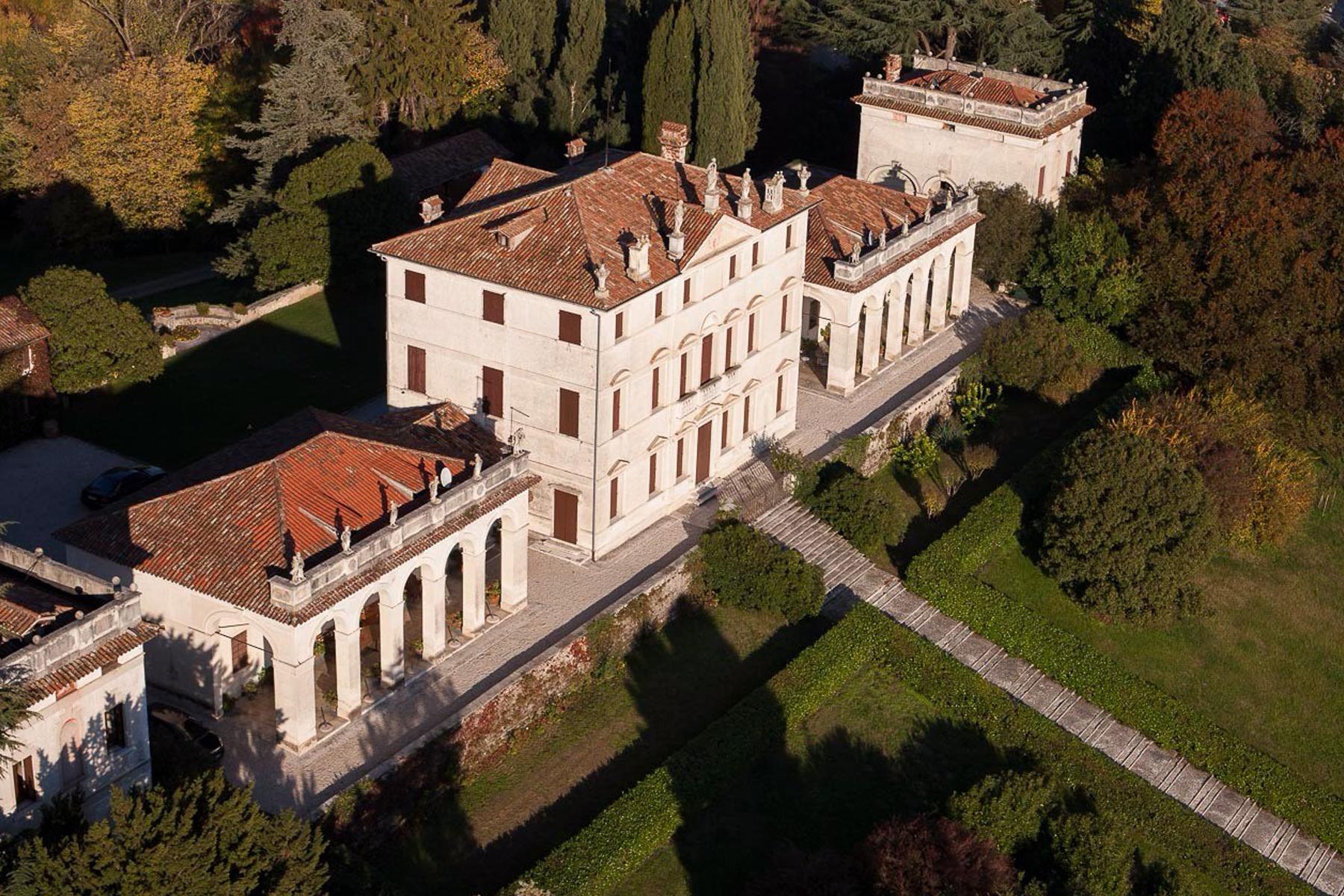 Commanding historical Venetian villa - 3