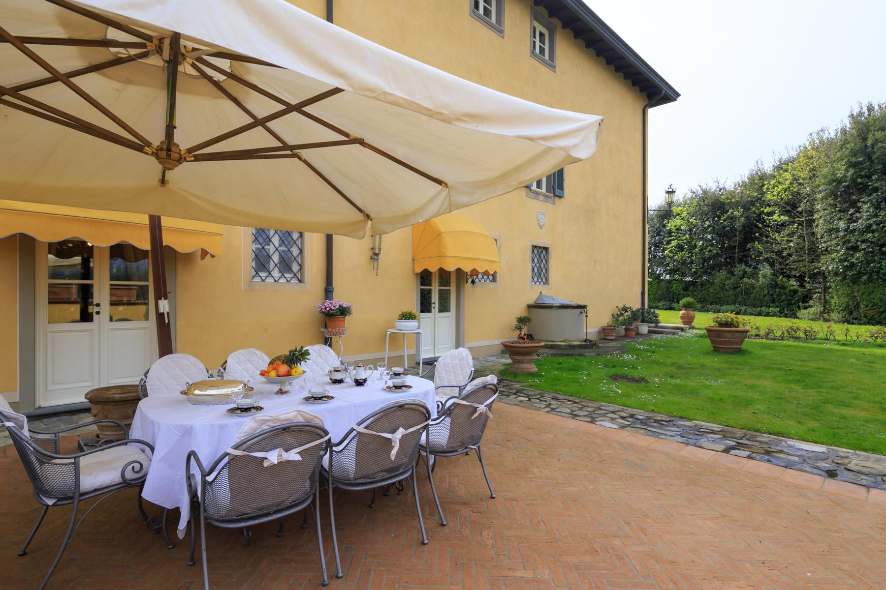 坐落于Lucca山丘之上源于17世纪的别墅 - 9