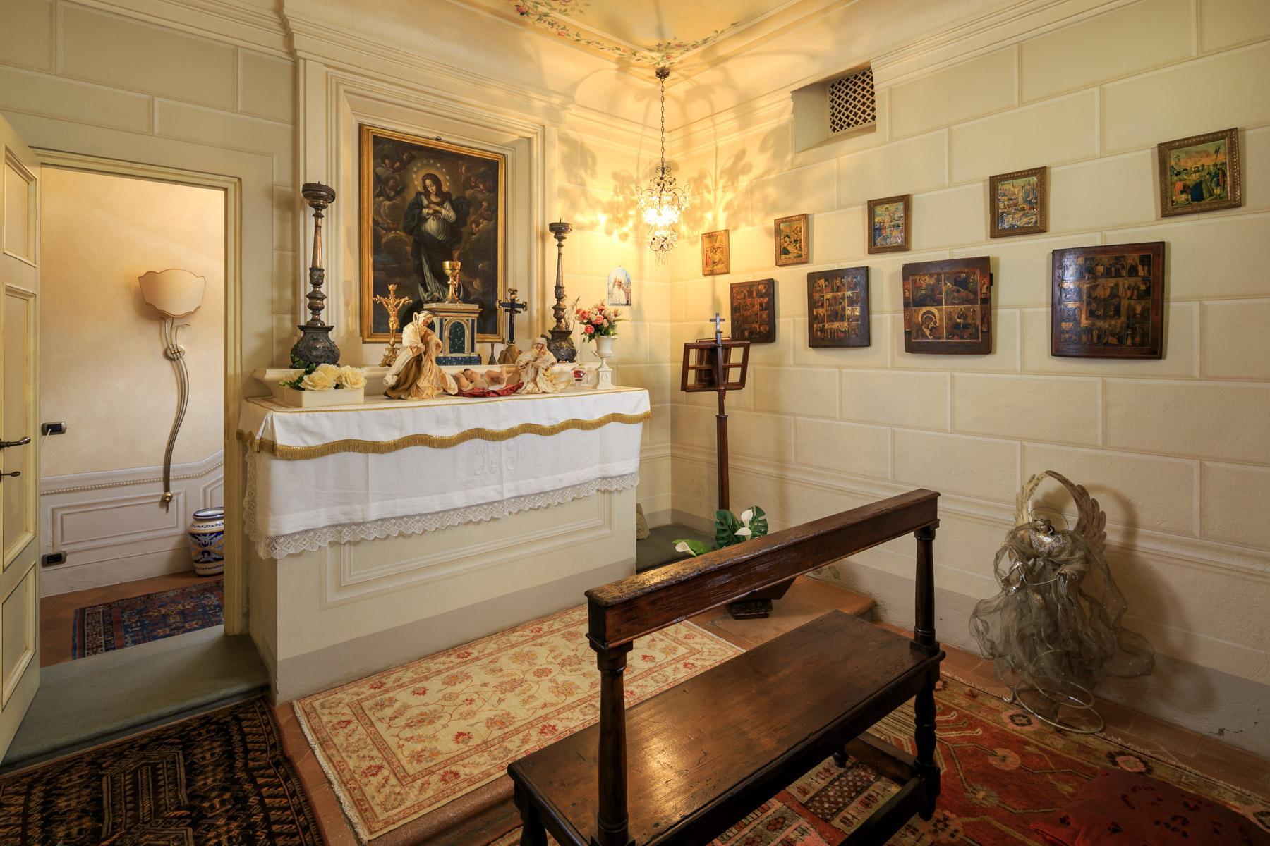 坐落于Lucca山丘之上源于17世纪的别墅 - 21