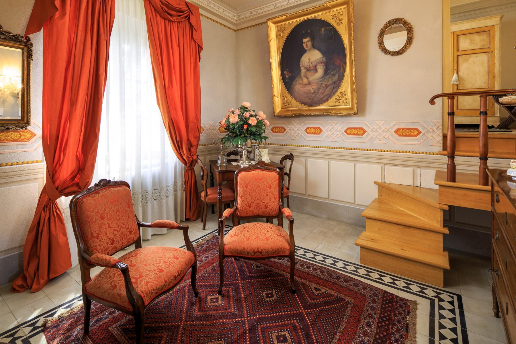 坐落于Lucca山丘之上源于17世纪的别墅 - 10