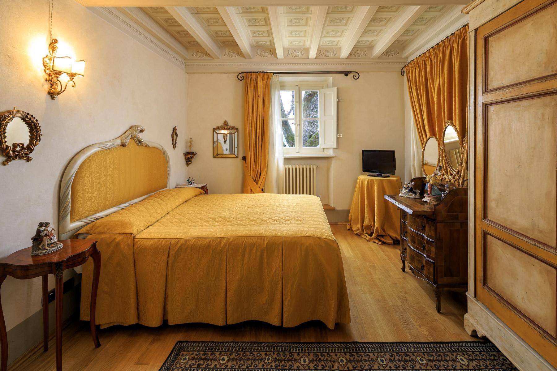 坐落于Lucca山丘之上源于17世纪的别墅 - 11
