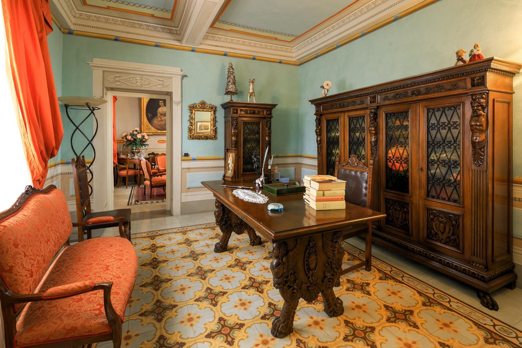 坐落于Lucca山丘之上源于17世纪的别墅 - 12