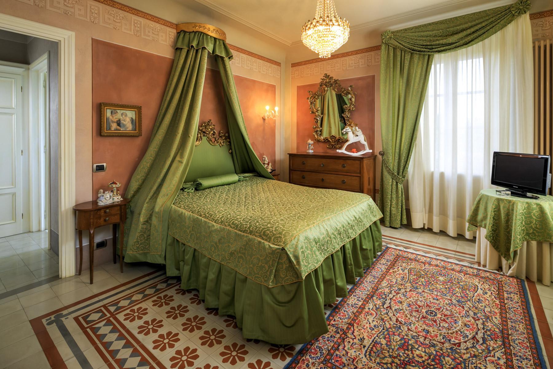 坐落于Lucca山丘之上源于17世纪的别墅 - 15