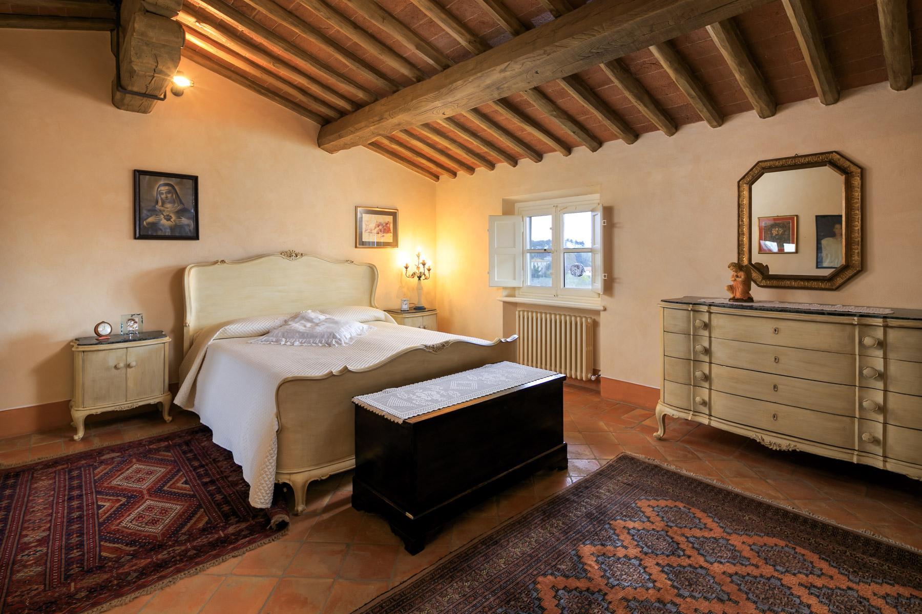 坐落于Lucca山丘之上源于17世纪的别墅 - 19