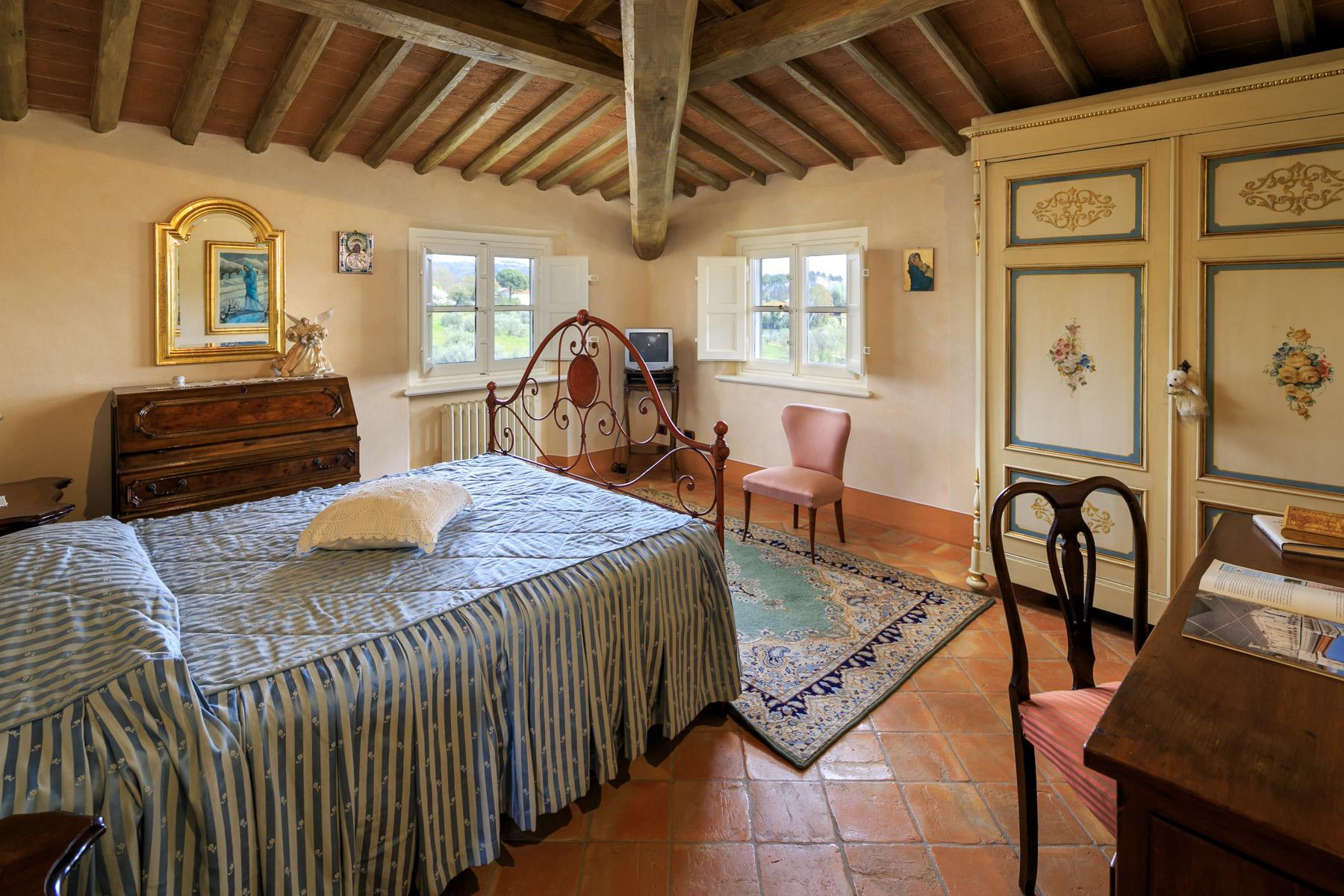 坐落于Lucca山丘之上源于17世纪的别墅 - 20