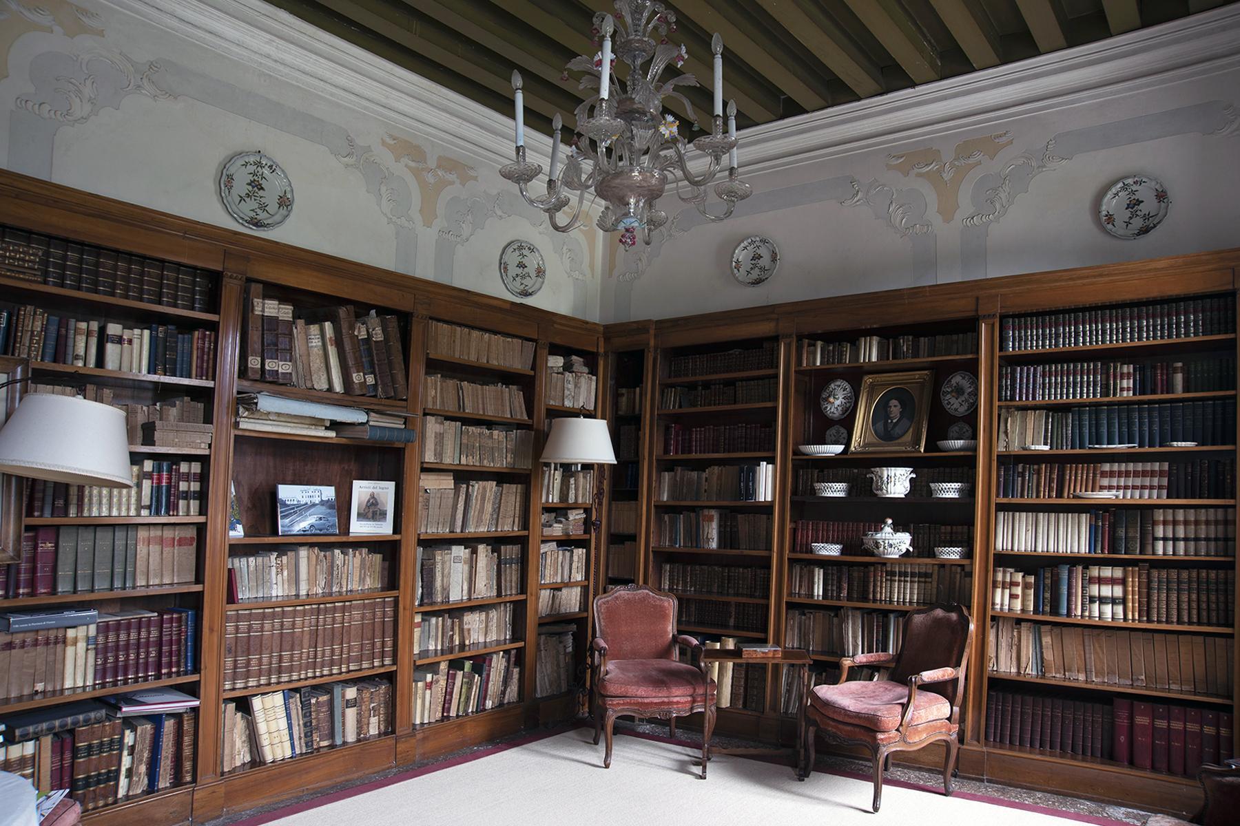 Historische Villa in den  venetianischen Huegeln - 9