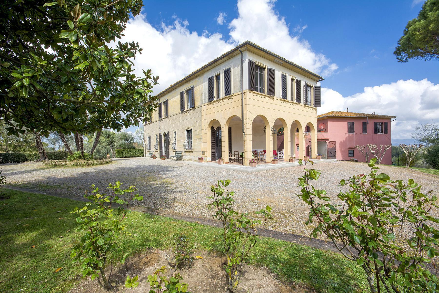 Elégante villa sur les collines toscanes - 4